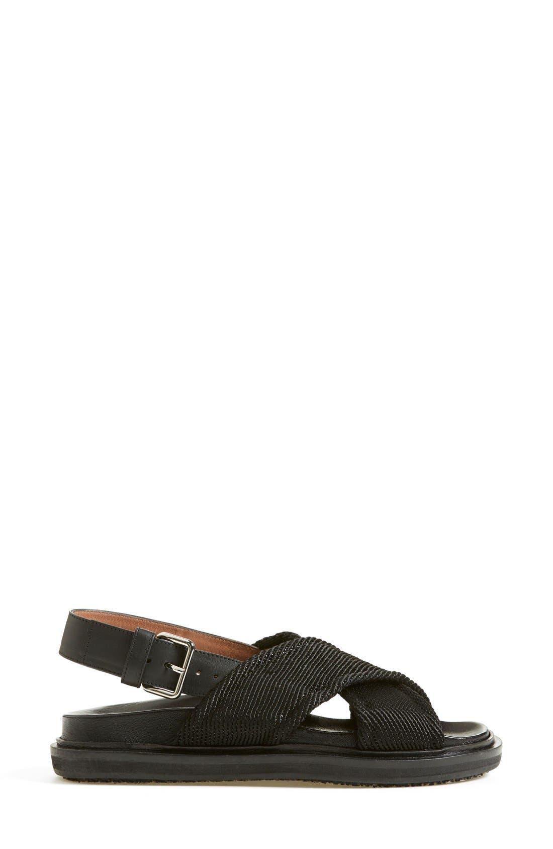 Alternate Image 4  - Marni 'Fussbett' Sandal (Women)