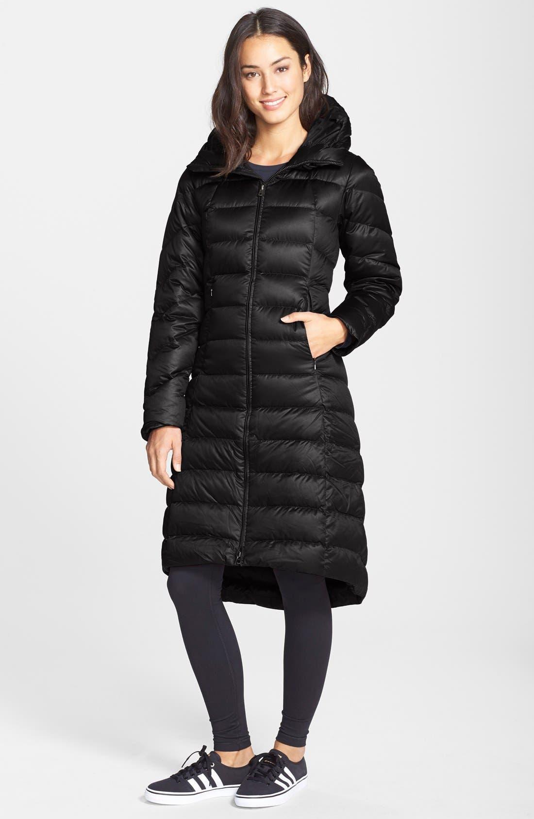Patagonia Long Down Coat Han Coats