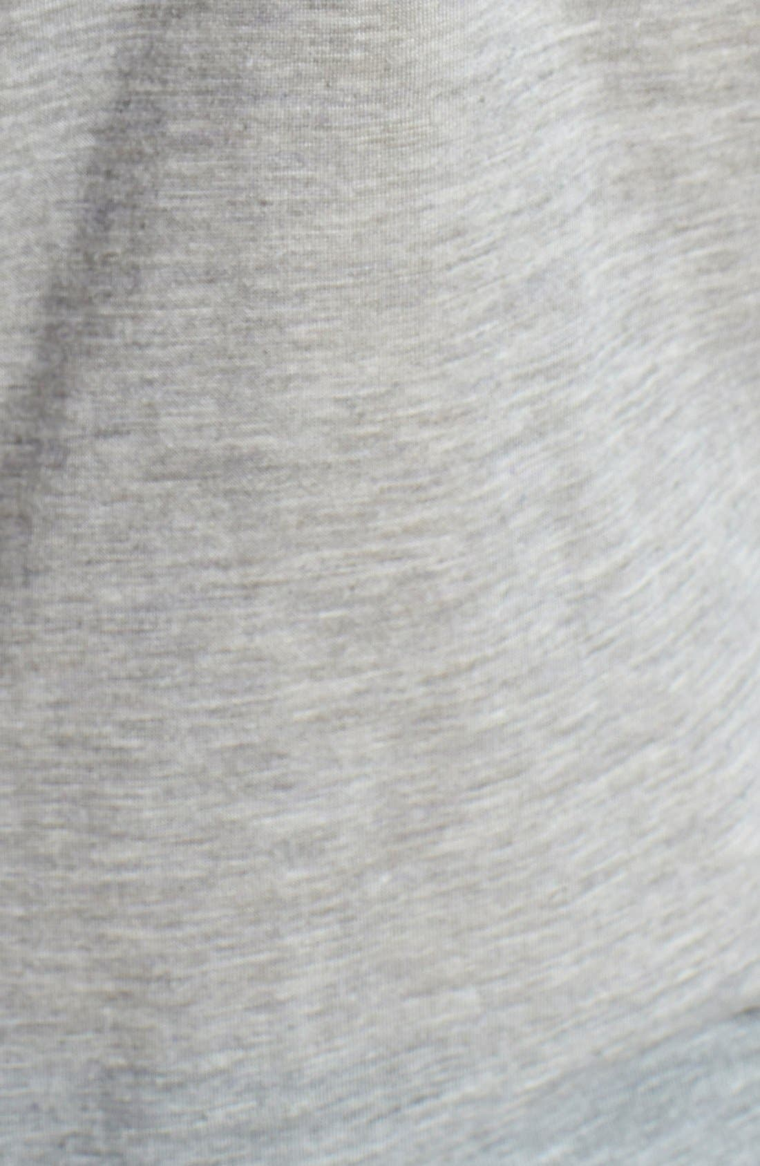 Alternate Image 3  - Leith Long Sleeve V-Neck Tee