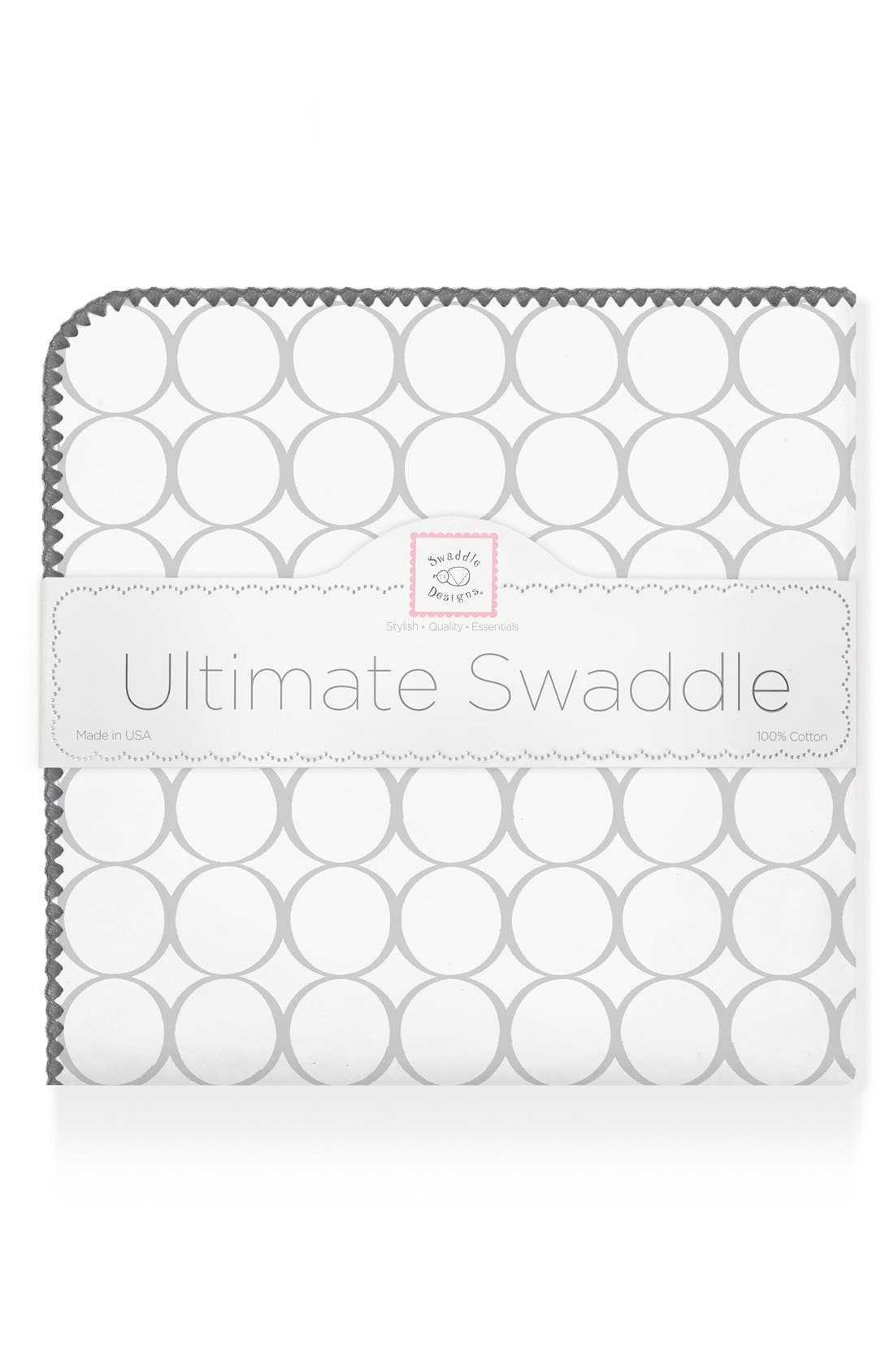 Main Image - Swaddle Designs Ultimate Receiving Blanket