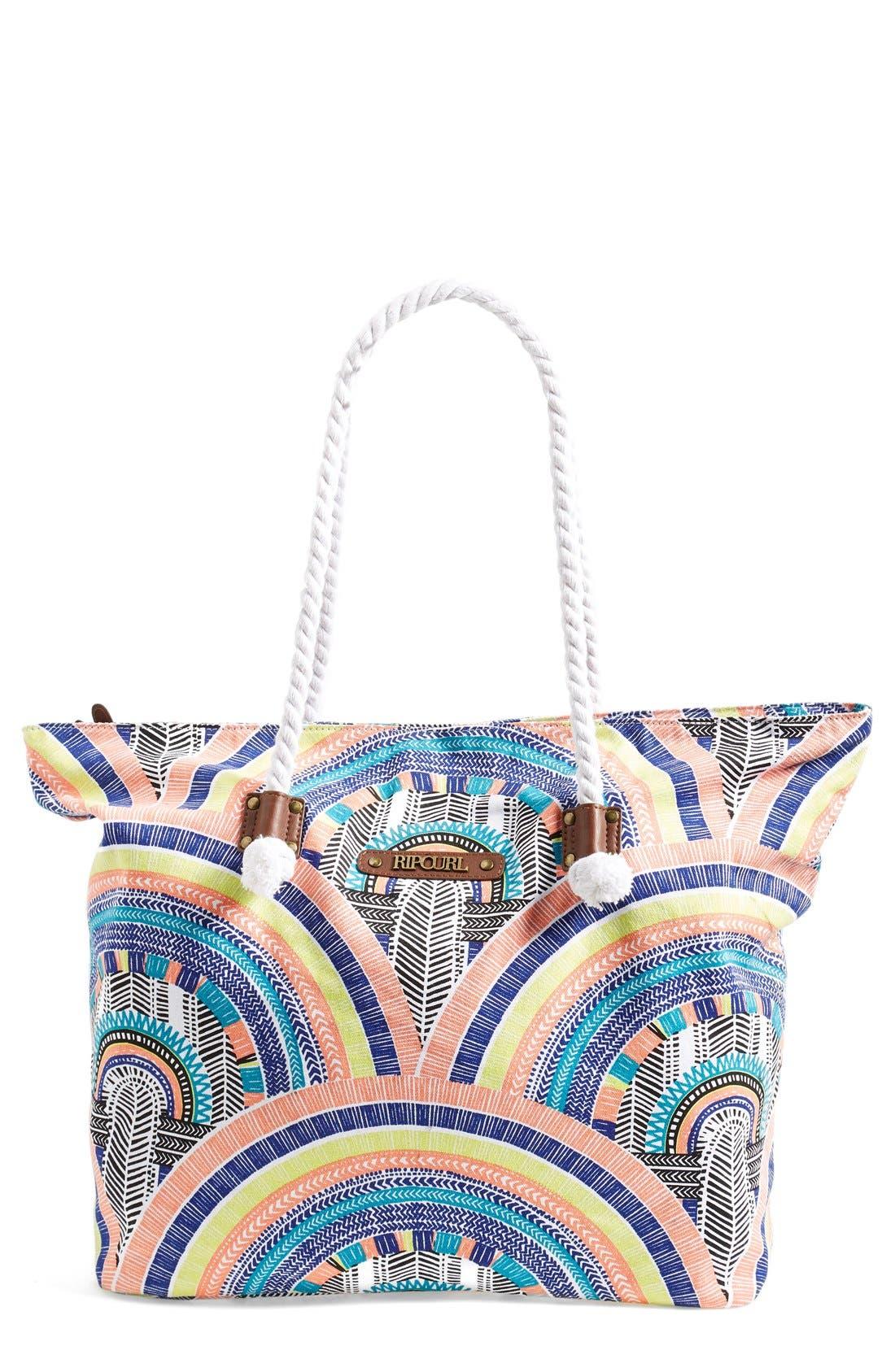 Alternate Image 1 Selected - Rip Curl 'Modern Myth' Beach Bag