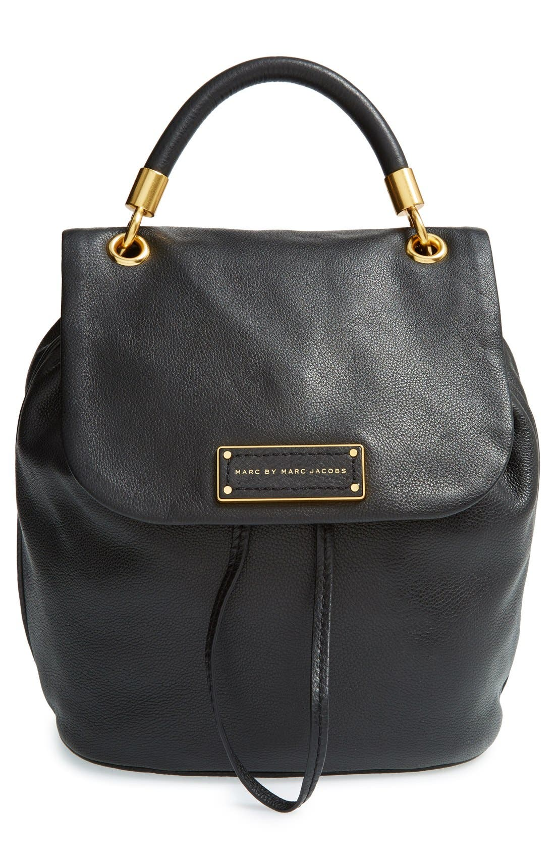Alternate Image 1 Selected - MARC BY MARC JACOBS 'Too Hot to Handle' Backpack