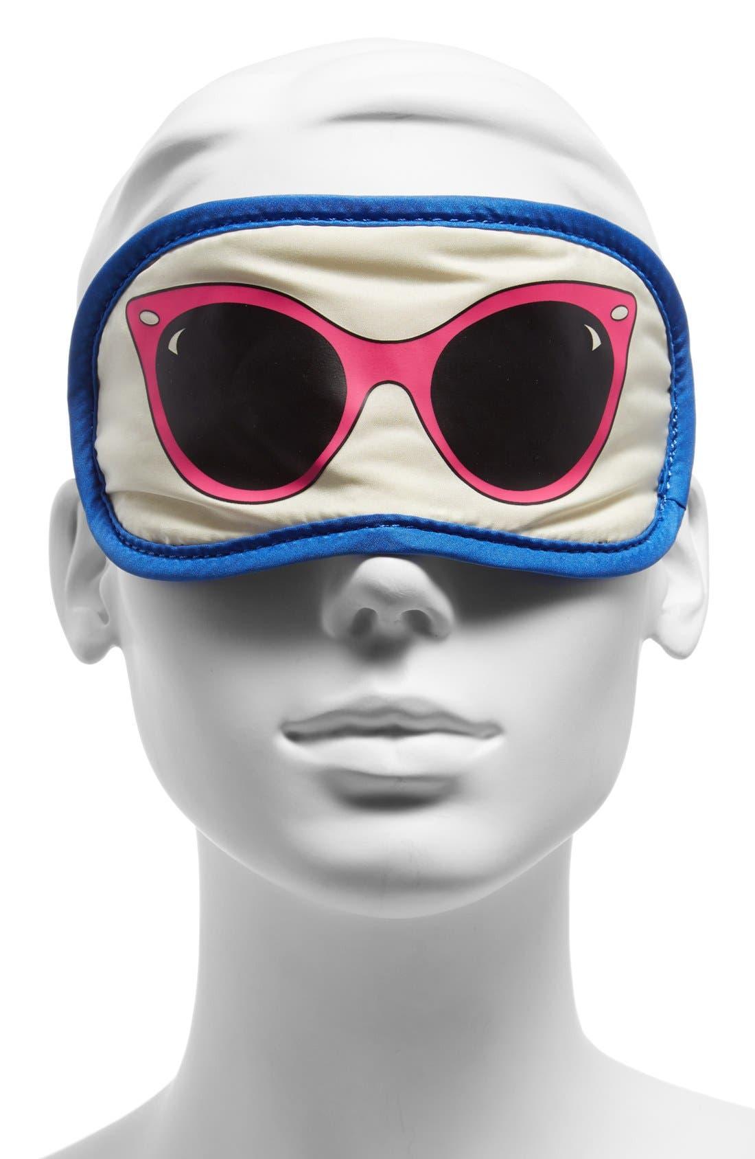 Alternate Image 2  - FLIGHT 001 'Cat Eye Sunglasses' Sleep Mask
