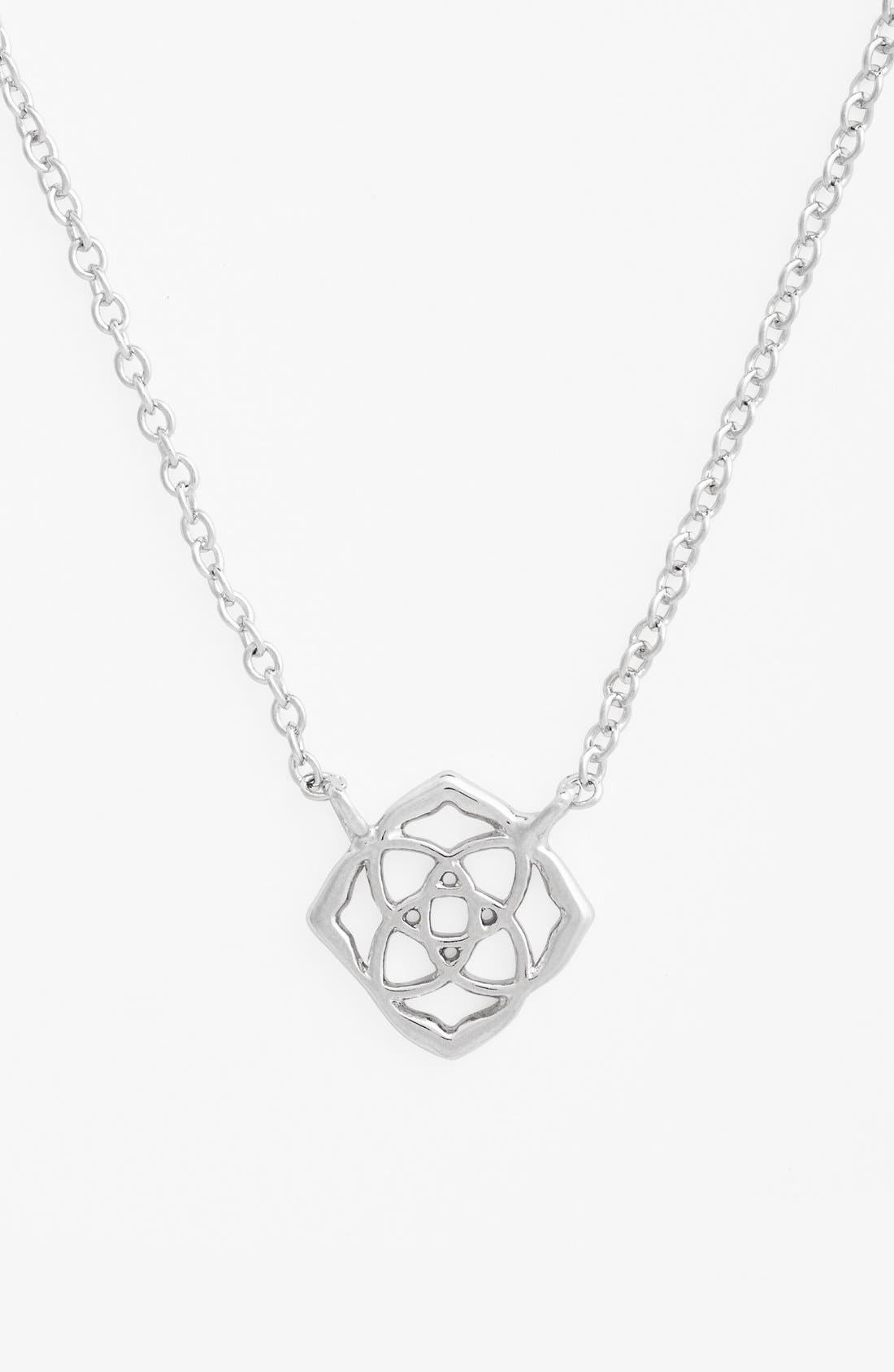 Alternate Image 1 Selected - Kendra Scott 'Decklyn' Pendant Necklace