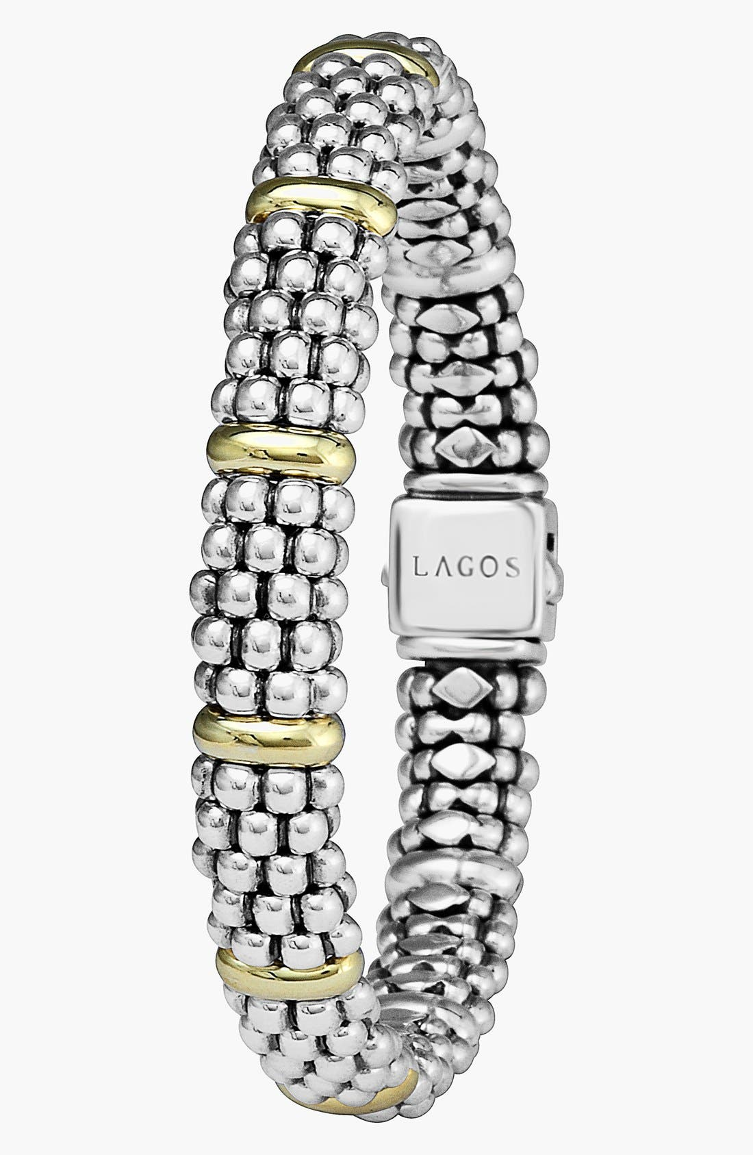 Alternate Image 3  - LAGOS Oval Rope Caviar Bracelet