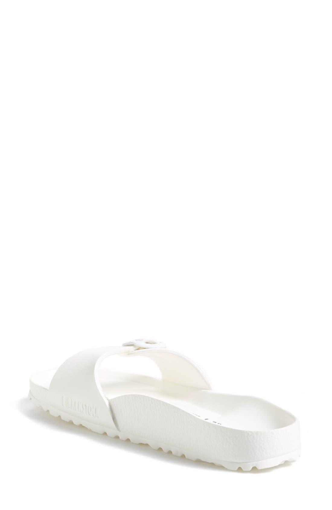Alternate Image 2  - Birkenstock 'Essentials - Madrid' Slide Sandal (Women)