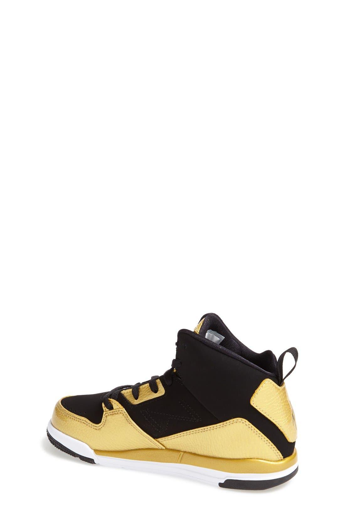 Alternate Image 2  - Nike 'Jordan SC3' Basketball Shoe (Toddler & Little Kid)