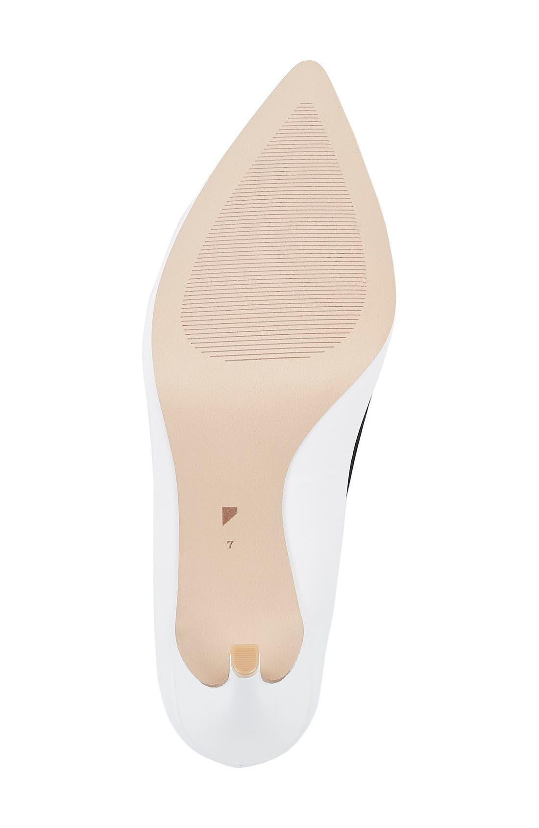 Alternate Image 4  - Shoes of Prey x Kim Jones La Dolce Vita Collection Pointy Toe Pump (Women)