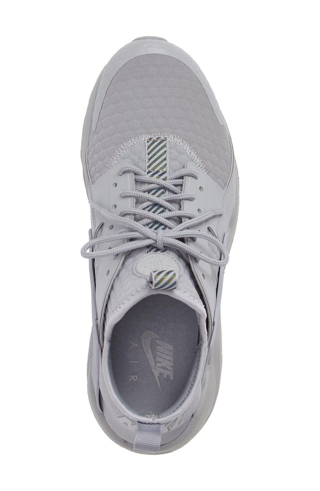 Alternate Image 3  - Nike Huarache Run Ultra SE Premium Sneaker (Men)