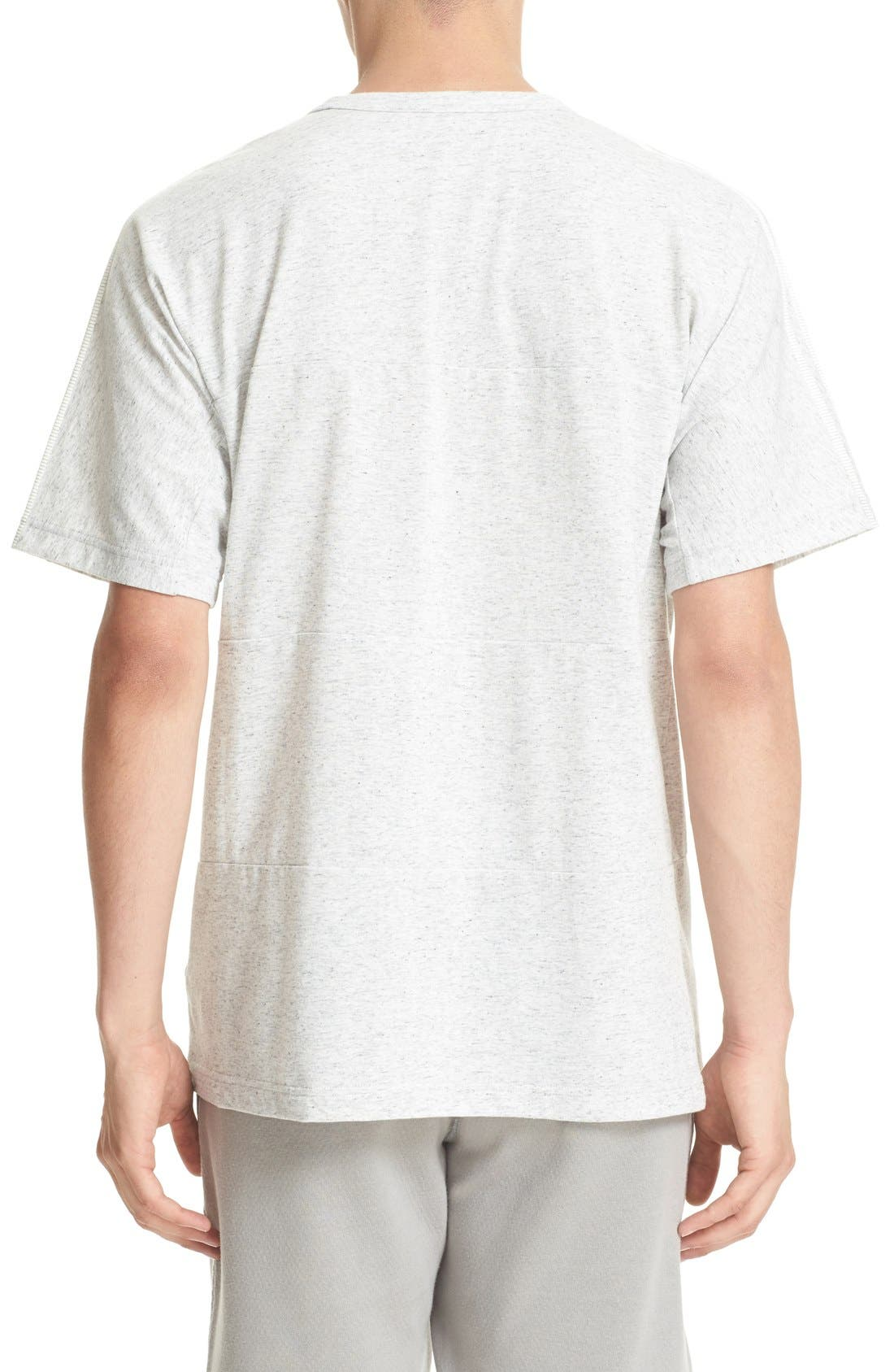 Alternate Image 2  - wings + horns x adidas Cotton Blend T-Shirt