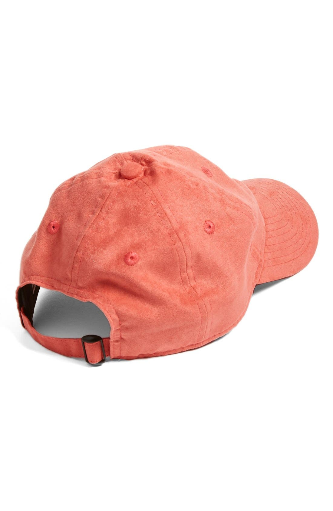 Alternate Image 2  - New Era Cap Peach Baseball Cap (Nordstrom Exclusive)