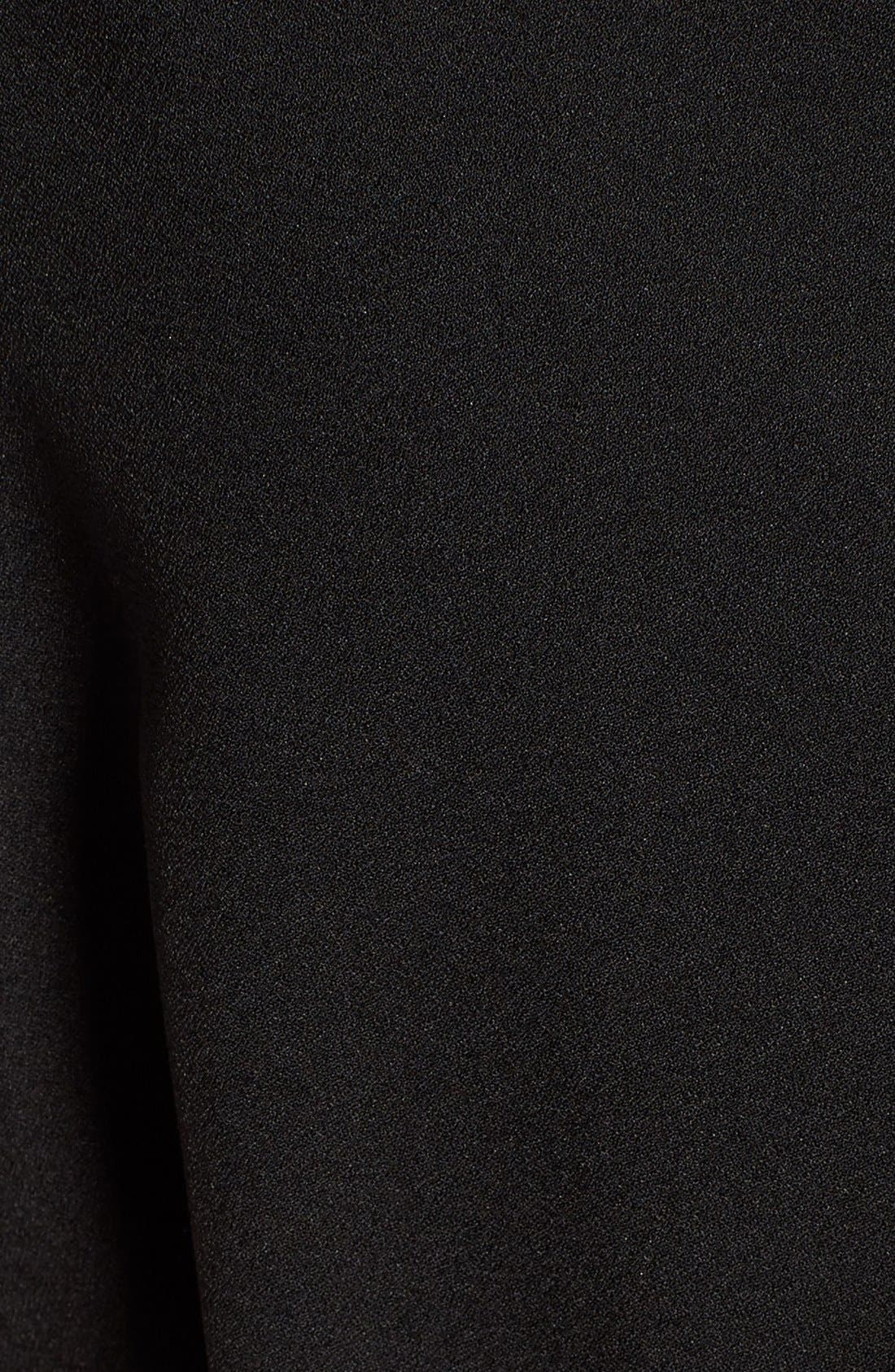 Hanna Jumpsuit,                             Alternate thumbnail 5, color,                             Black