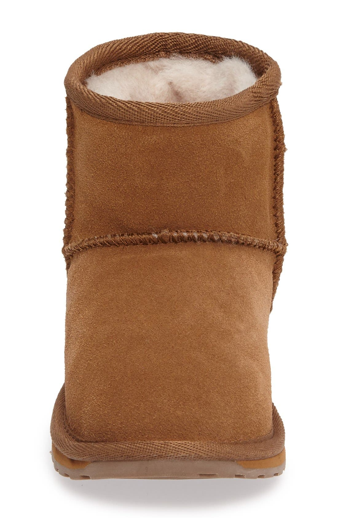 Wallaby Boot,                             Alternate thumbnail 3, color,                             Chestnut