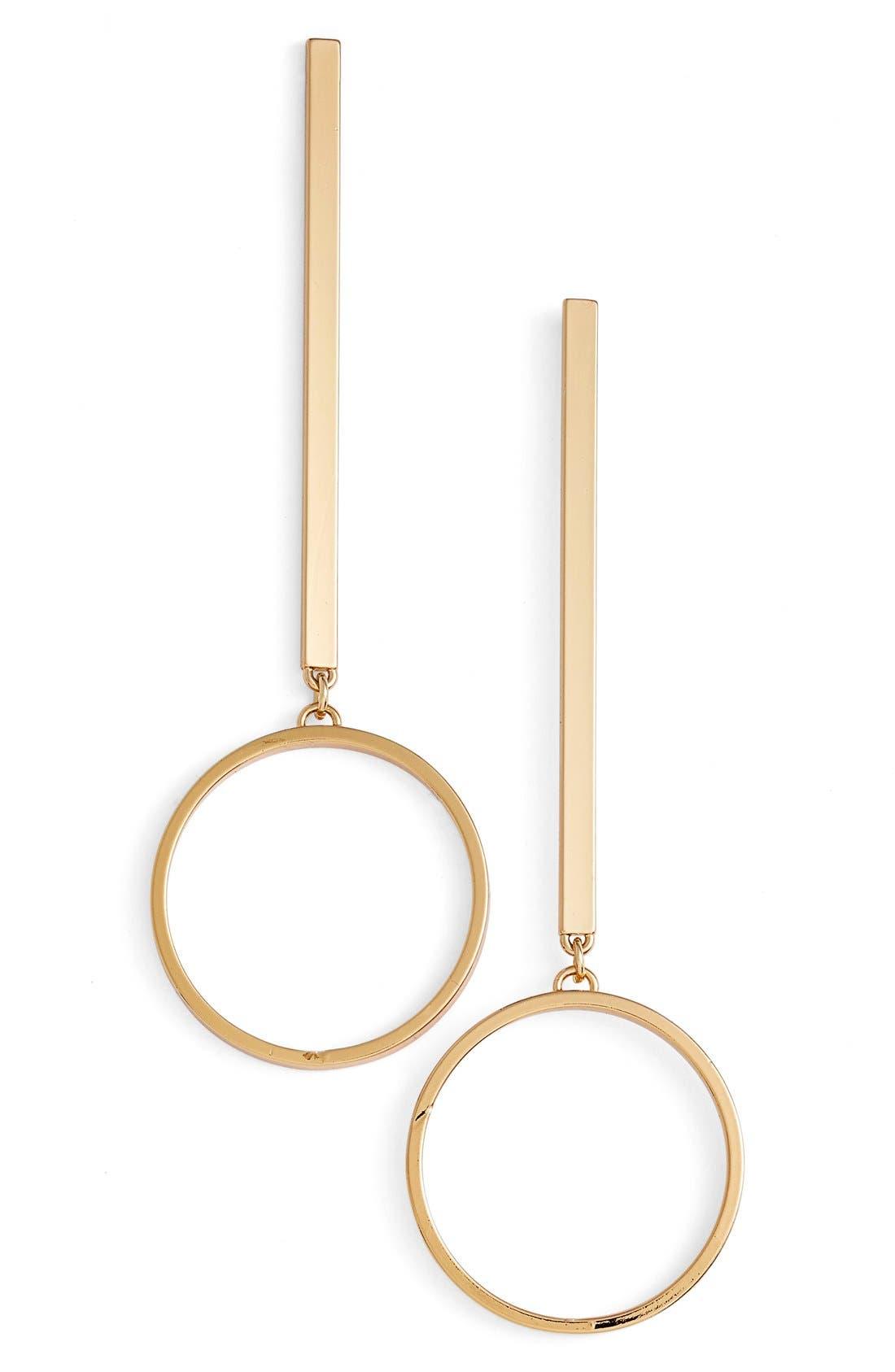 Jenny Bird Edie Hoop Earrings
