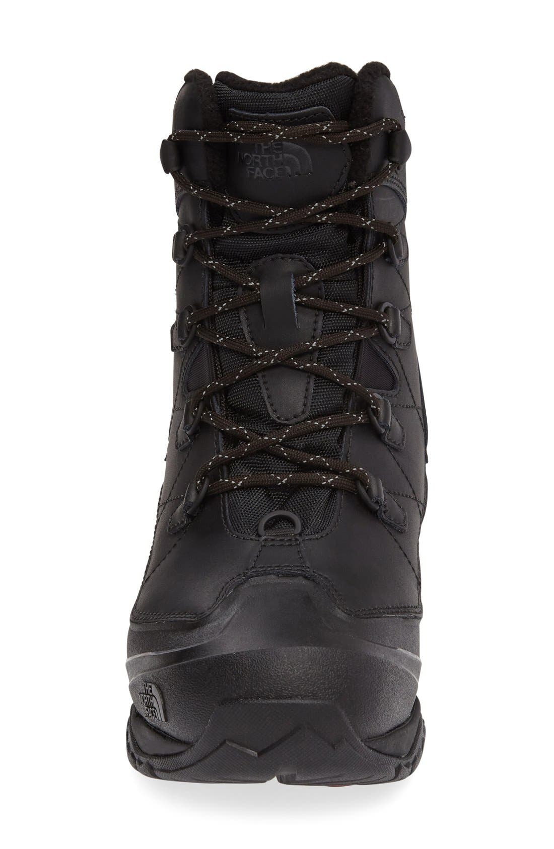 Alternate Image 3  - The North Face Chilkat Evo Waterproof Insulated Snow Boot (Men)