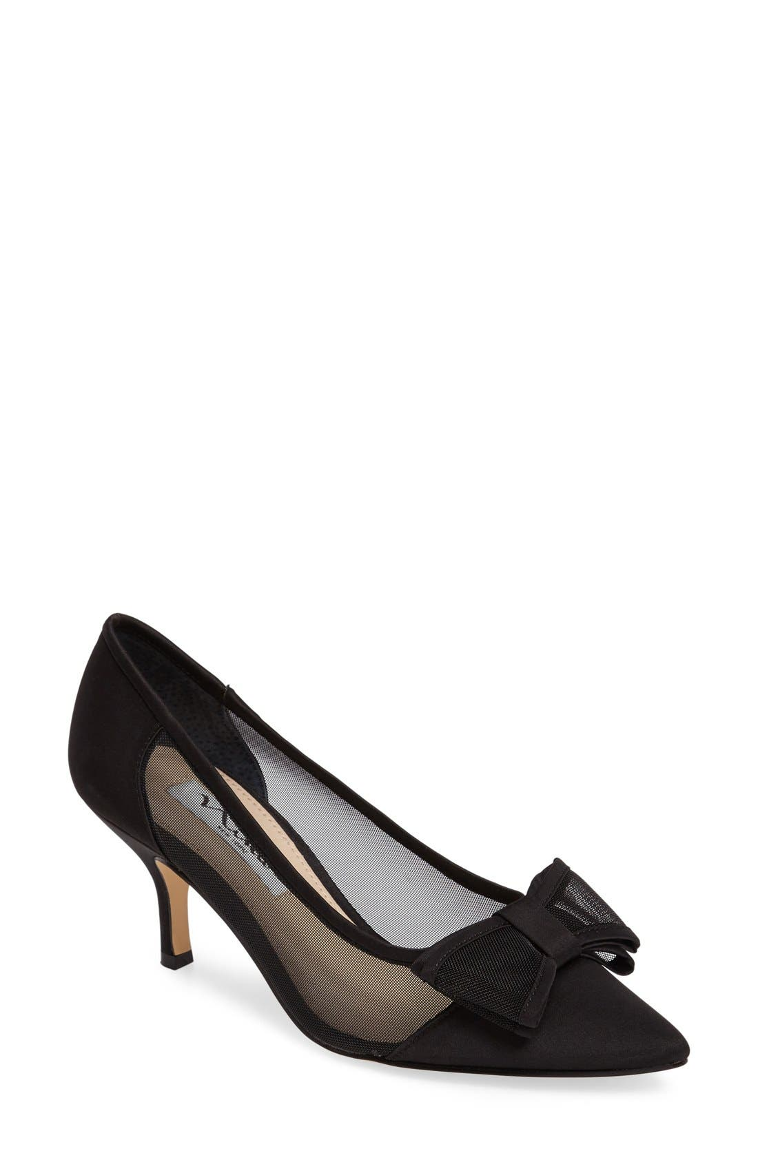 BIANCA POINTY TOE PUMP