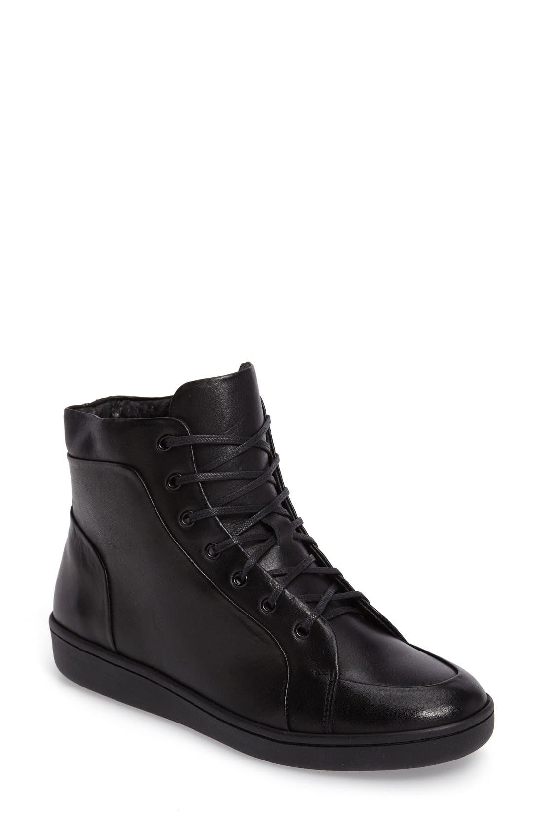 Main Image - Kenneth Cole New York Molly High Top Sneaker (Women)