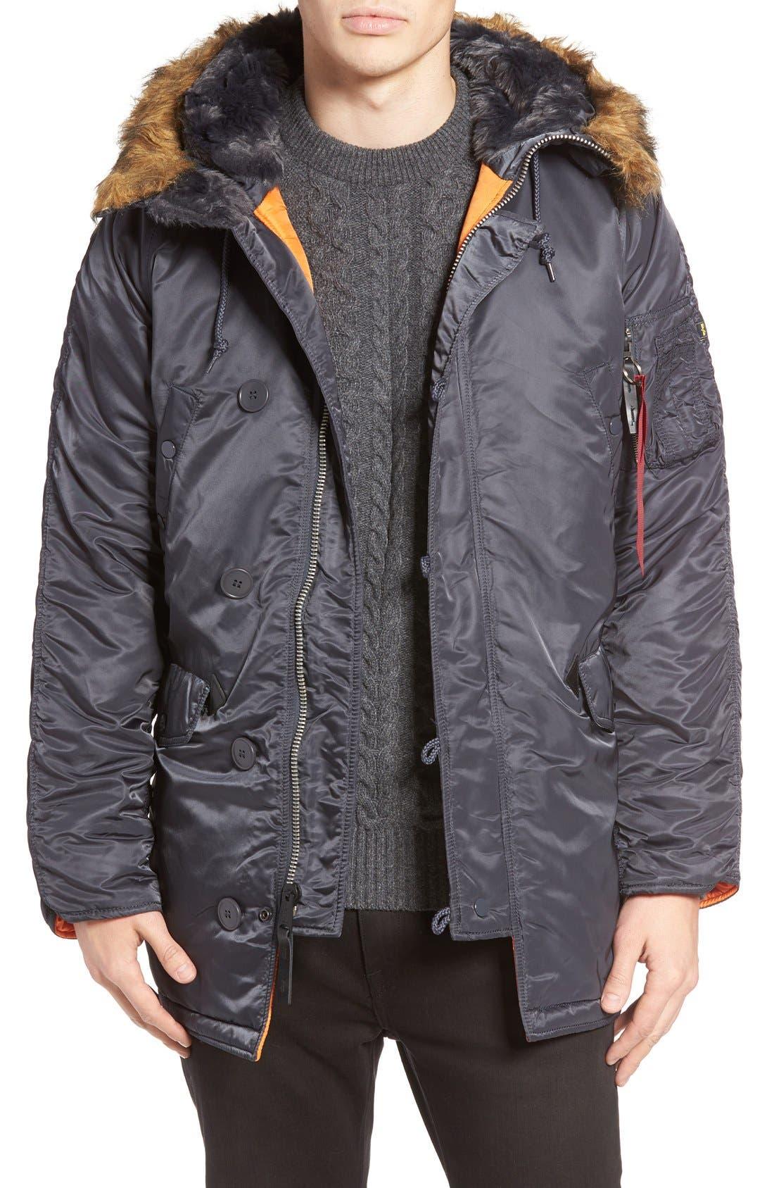 Men's Alpha Industries Coats & Men's Alpha Industries Jackets ...