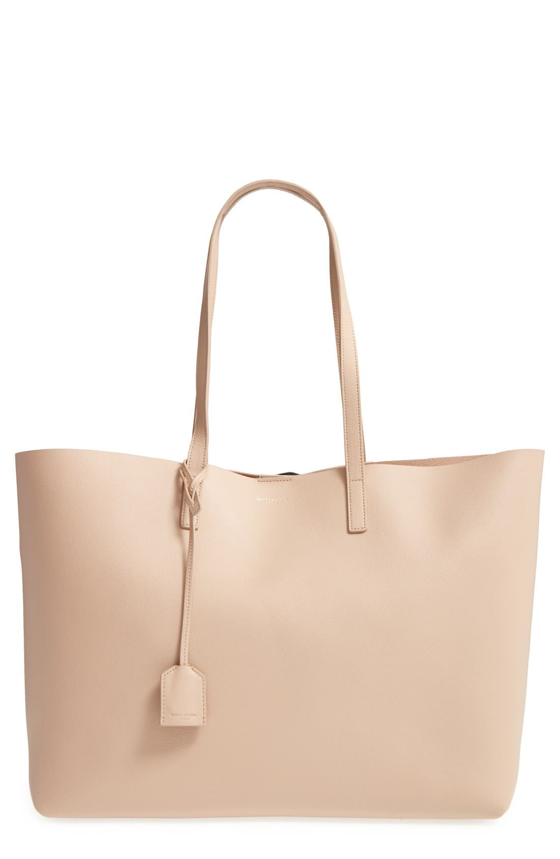 Saint Laurent 'Shopping' Leather Tote