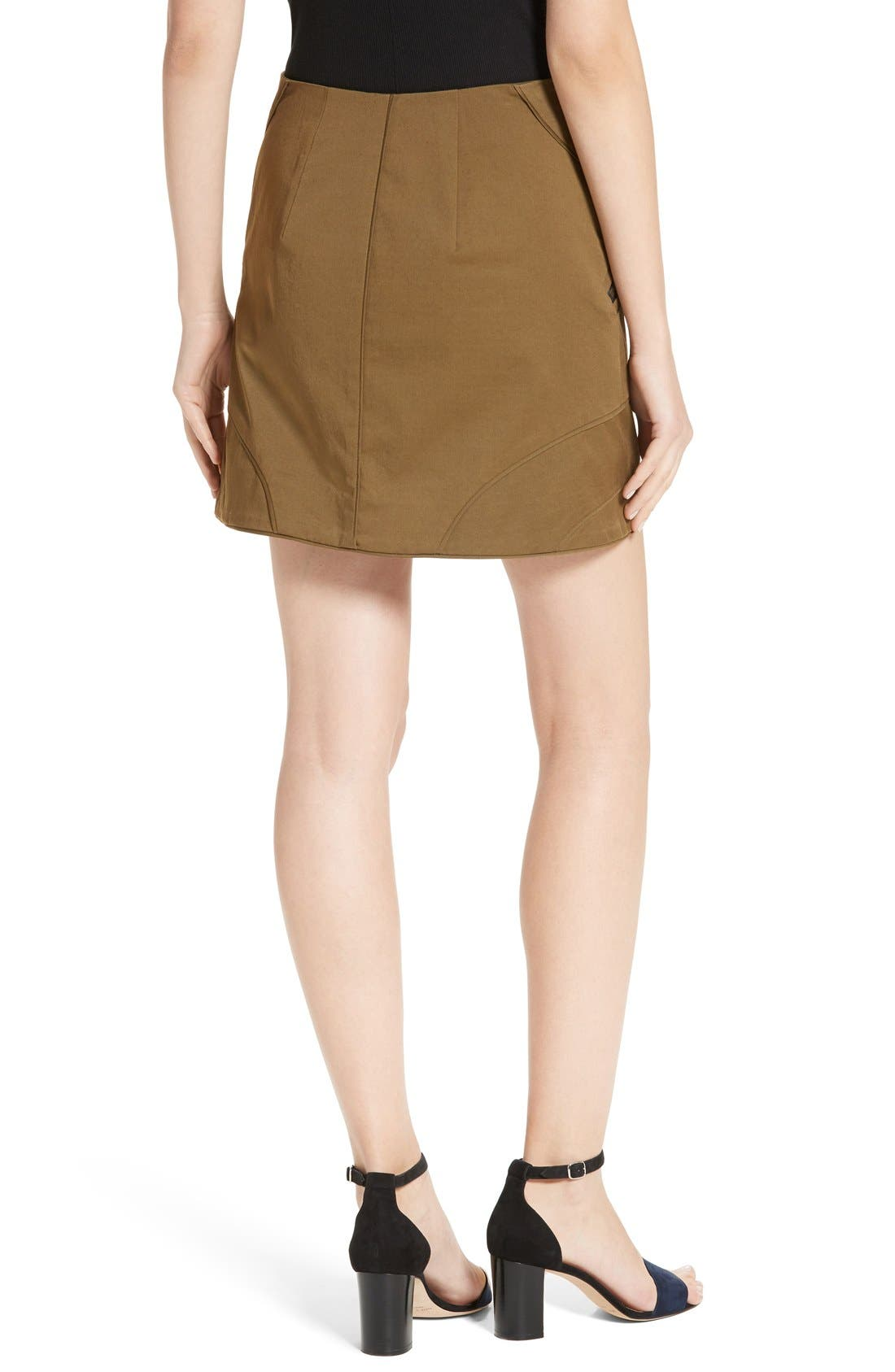 Alternate Image 2  - Veronica Beard Linda Cargo Skirt