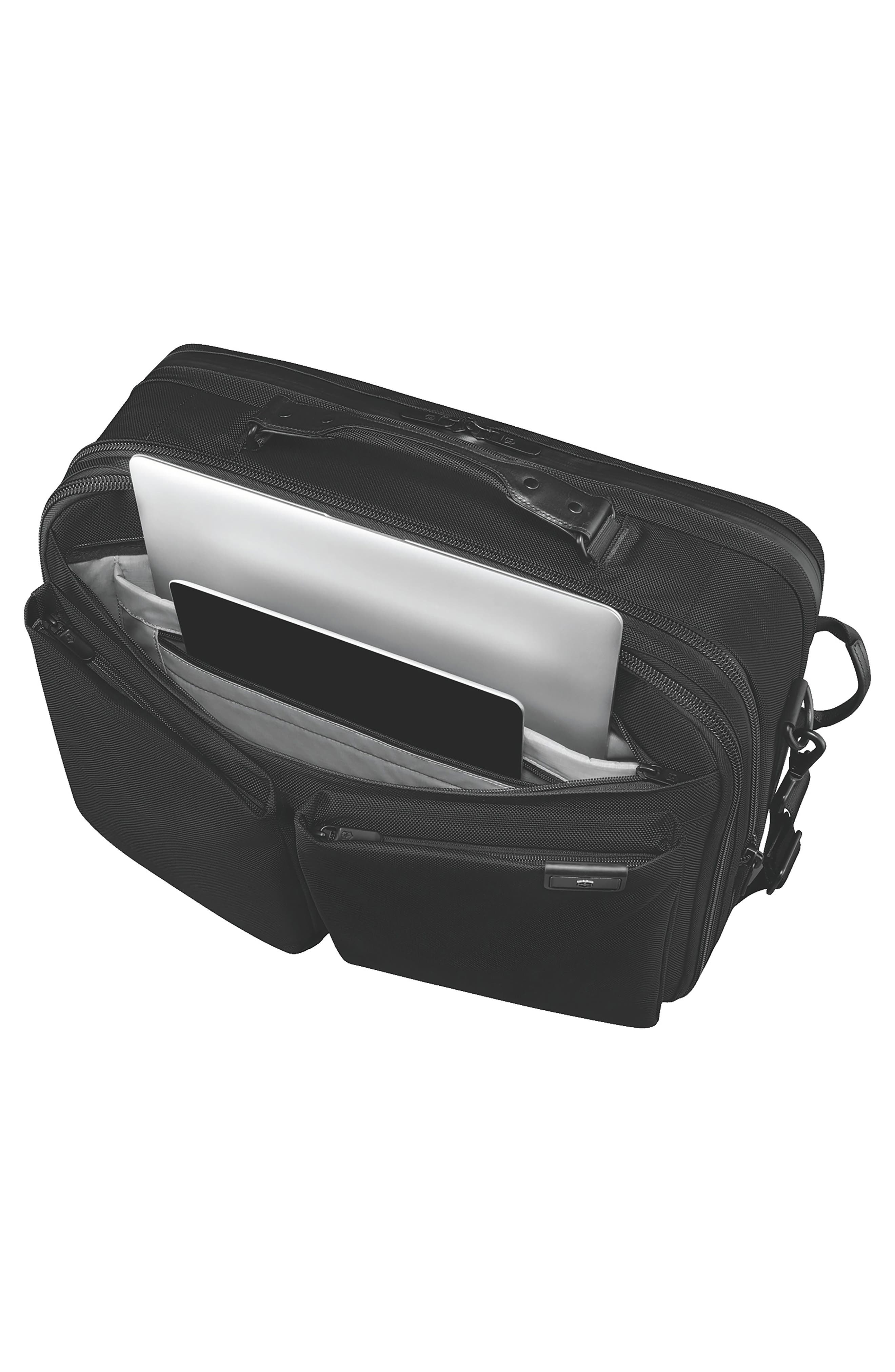 Lexicon 2.0 Convertible Backpack,                             Alternate thumbnail 5, color,                             Black