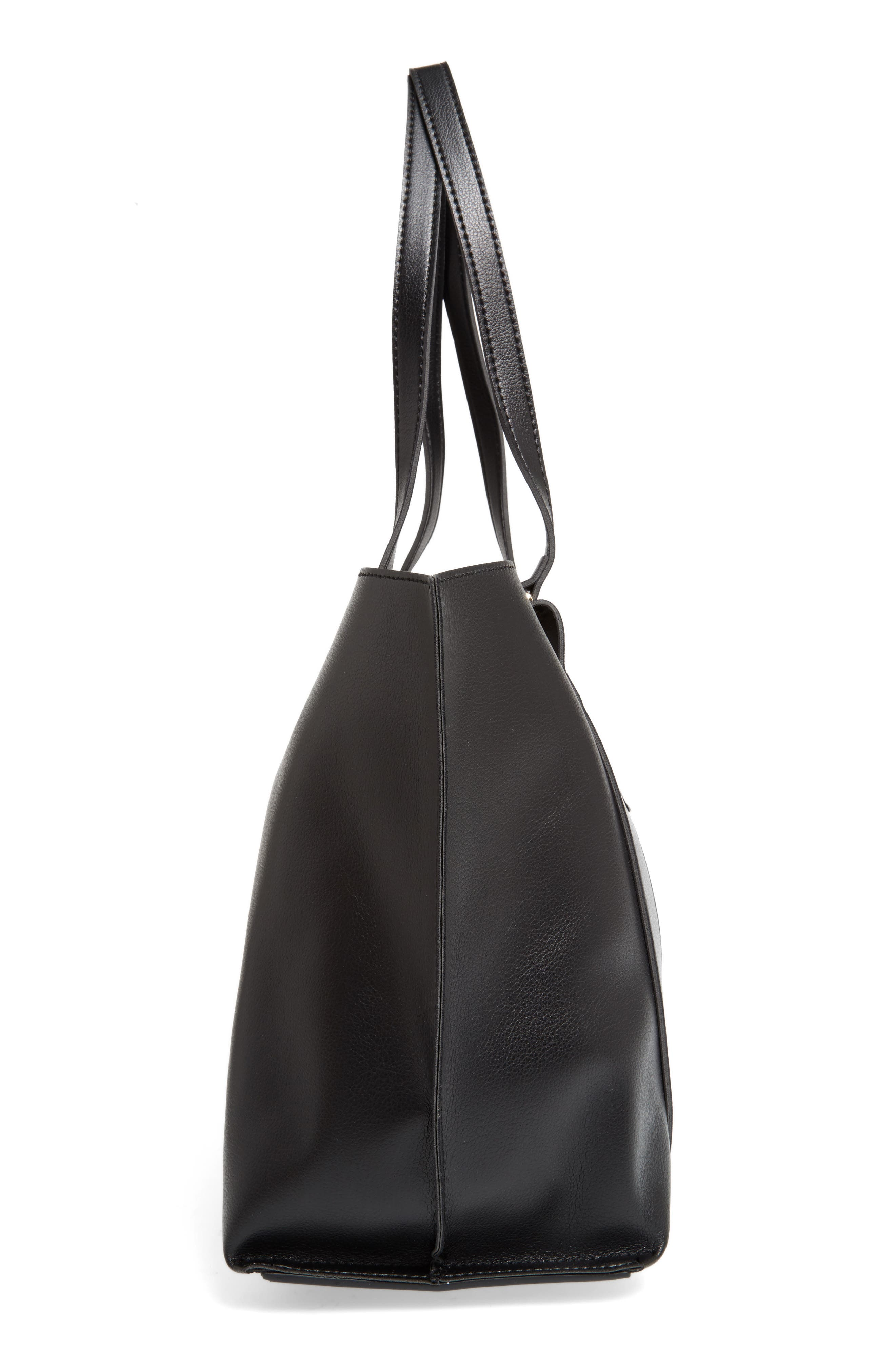 Alternate Image 4  - Emperia Faux Leather Tote (Special Purchase)