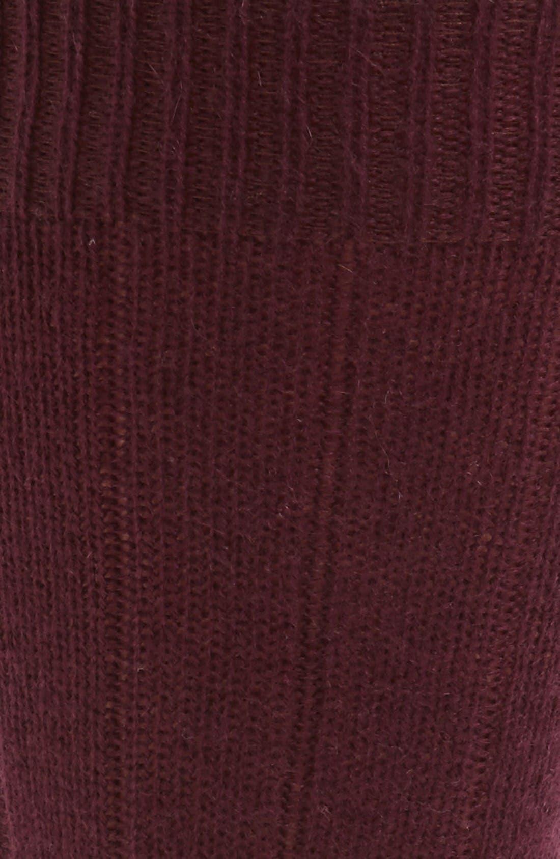 Alternate Image 2  - John W. Nordstrom® Cashmere Blend Socks