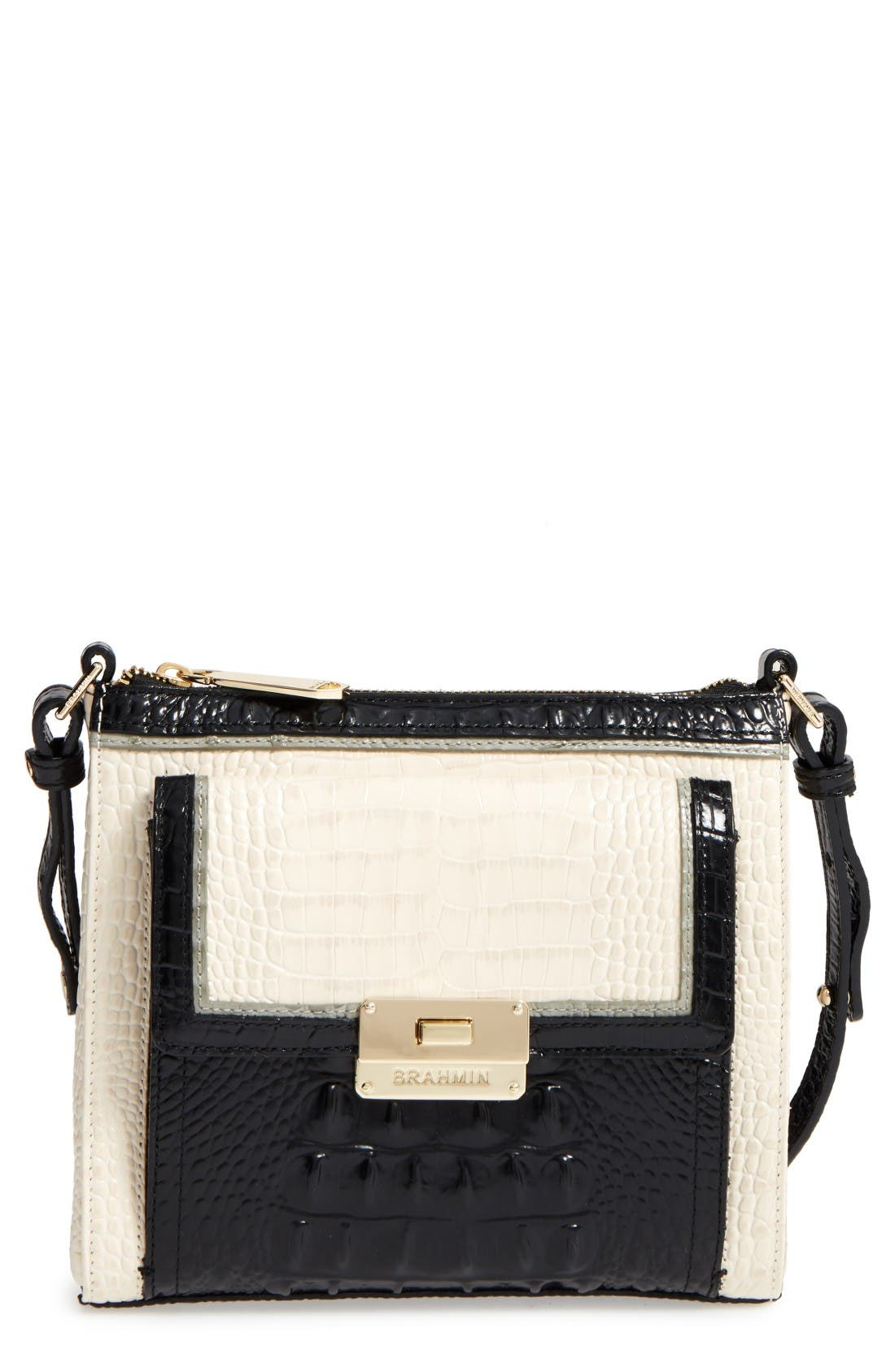 Alternate Image 1 Selected - Brahmin 'Mimosa' Crossbody Bag