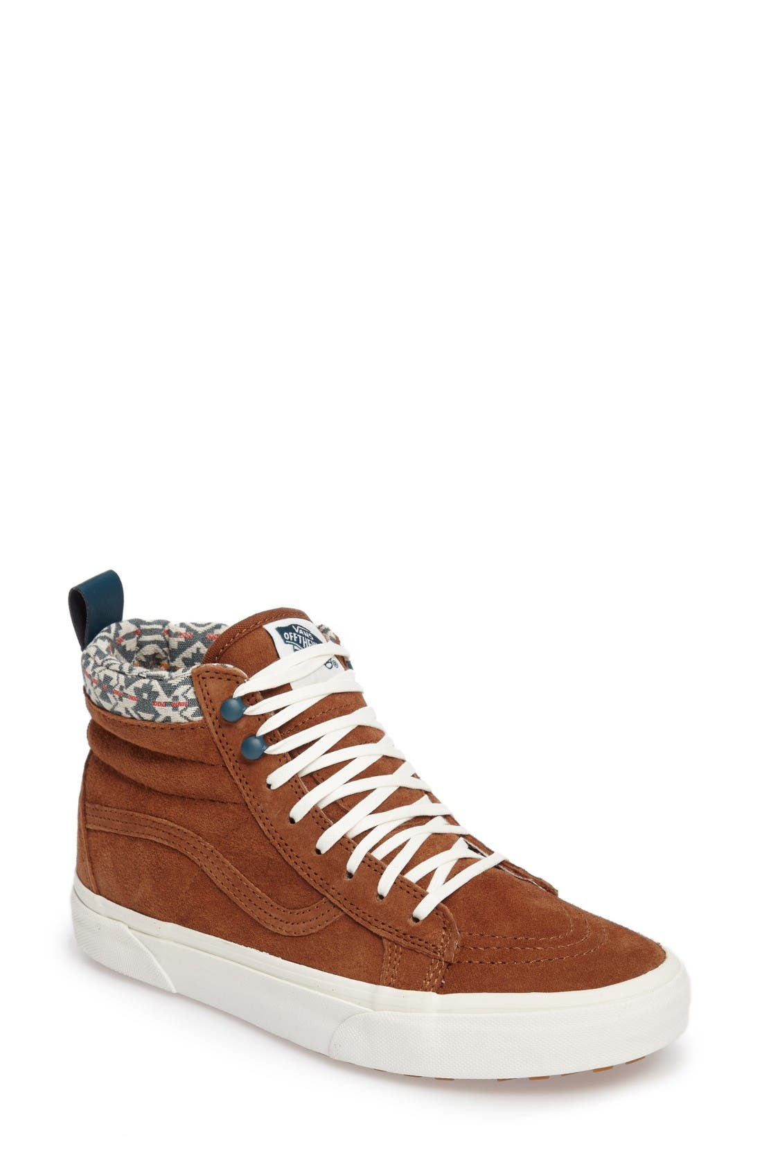 Alternate Image 1 Selected - Vans Sk-8 Hi MTE Sneaker (Women)