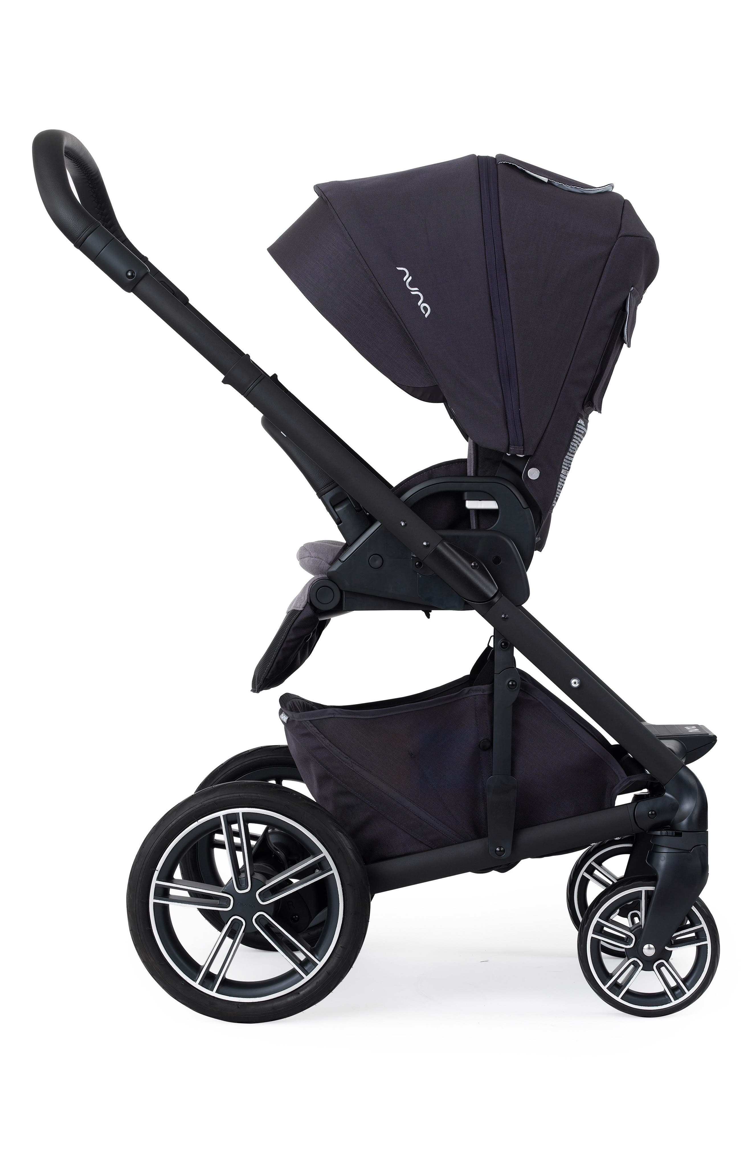 Alternate Image 7  - nuna MIXX™ Stroller System & PIPA™ Car Seat Set