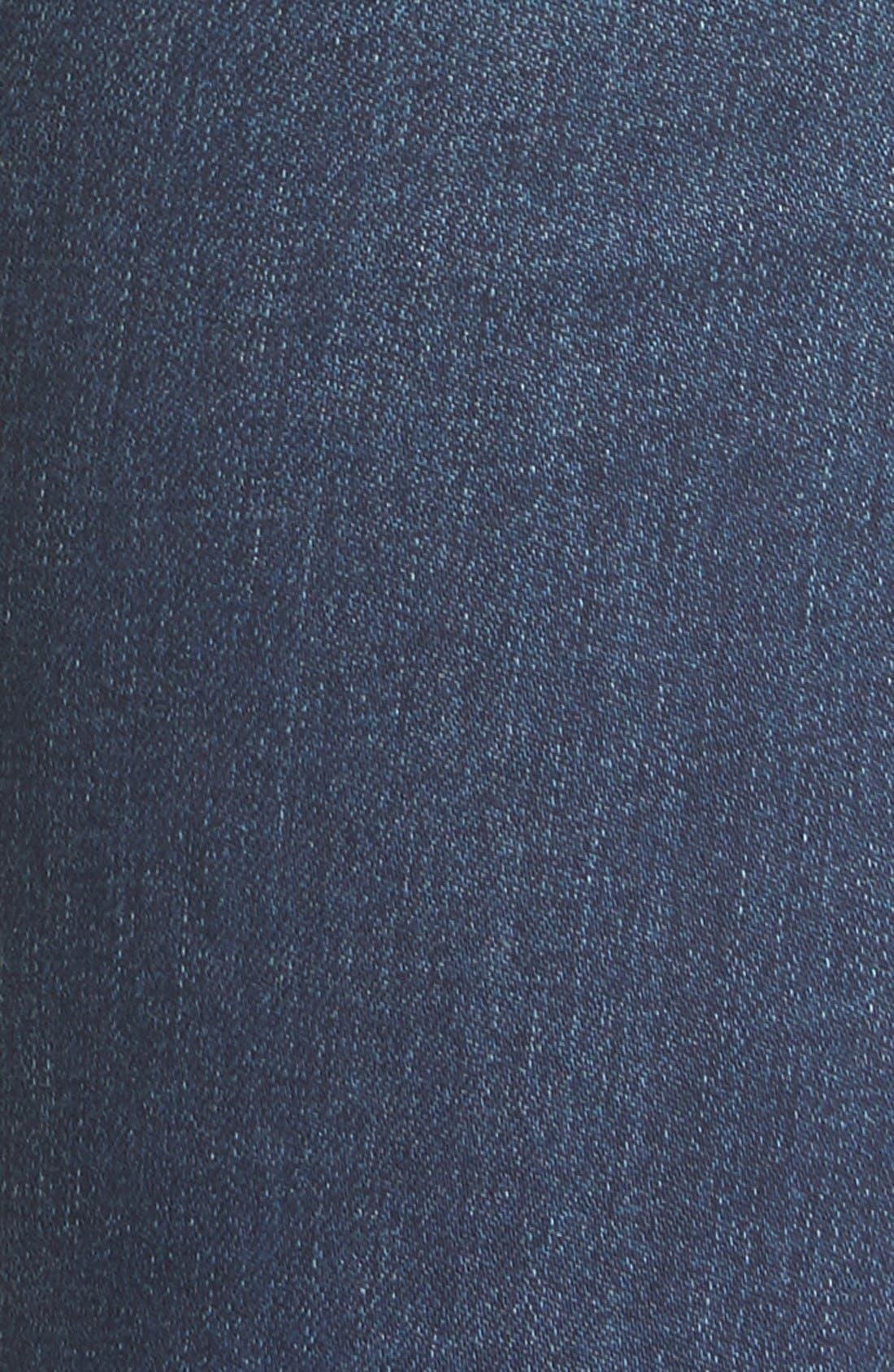 Alternate Image 5  - Articles of Society Mya Skinny Jeans (Alpha)