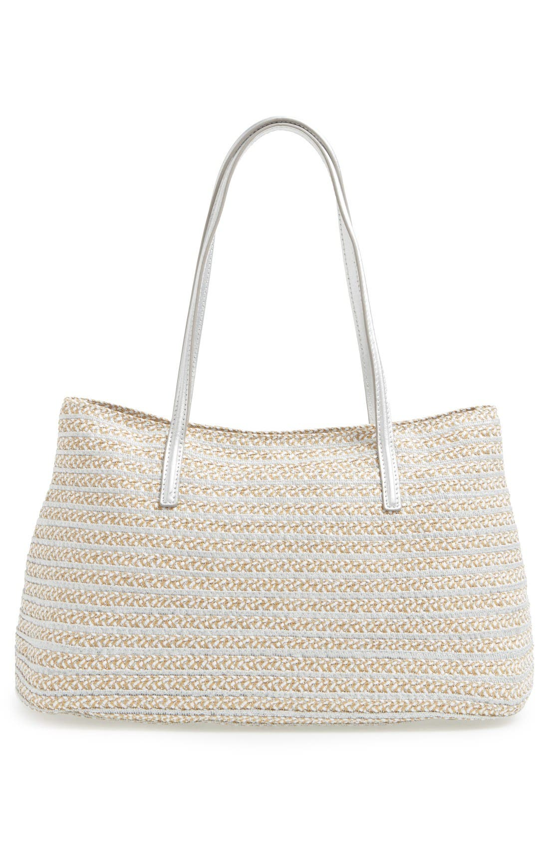 'Dame - Brooke' Tote,                             Alternate thumbnail 3, color,                             Frost White