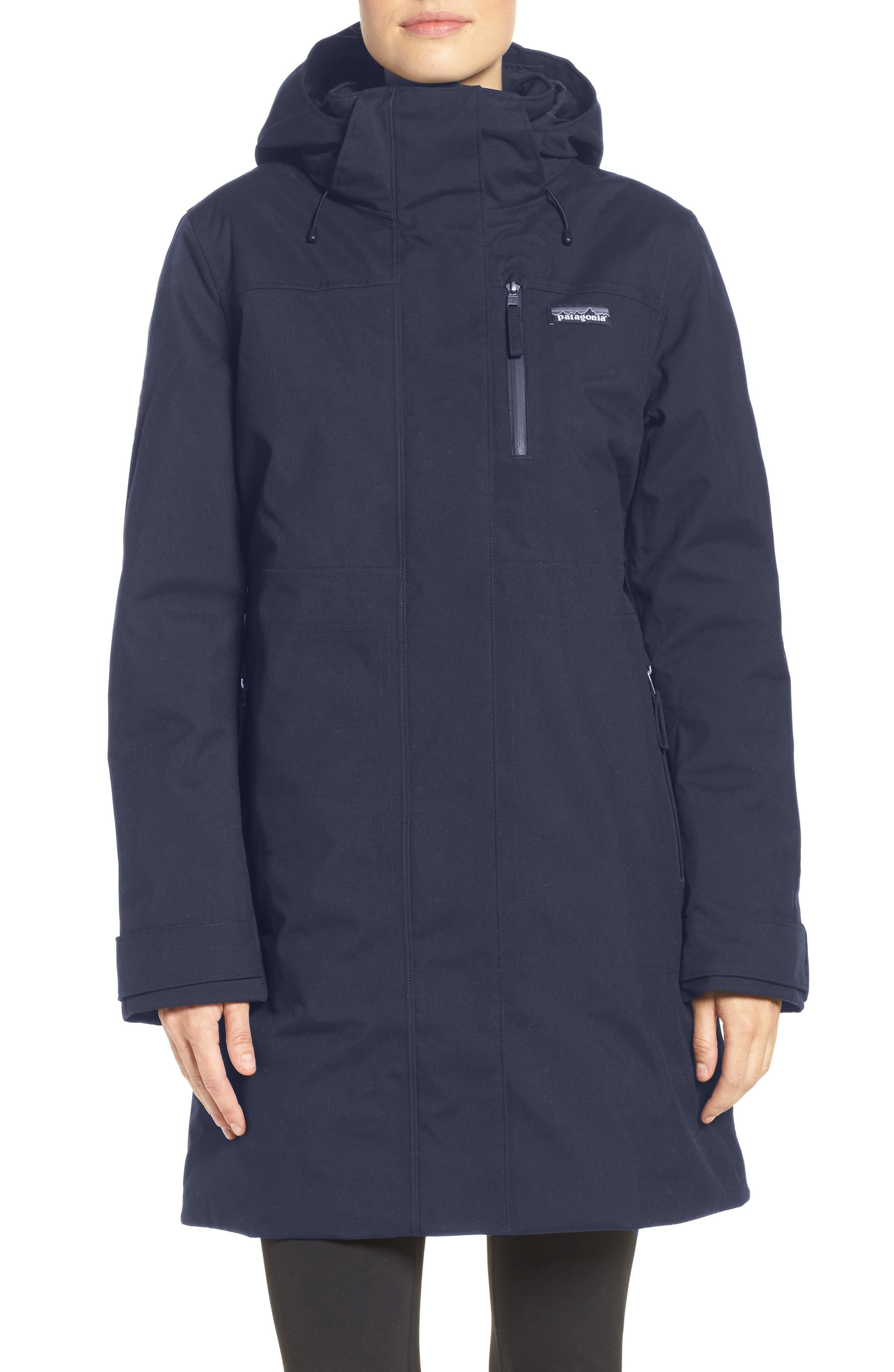 Alternate Image 1 Selected - Patagonia Stormdrift Waterproof Parka