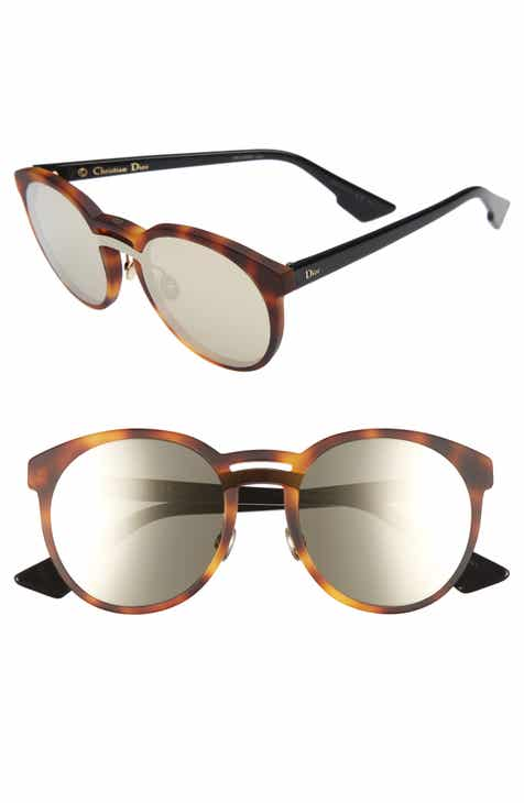 94f09011bc1 Dior Onde 1 50mm Round Sunglasses