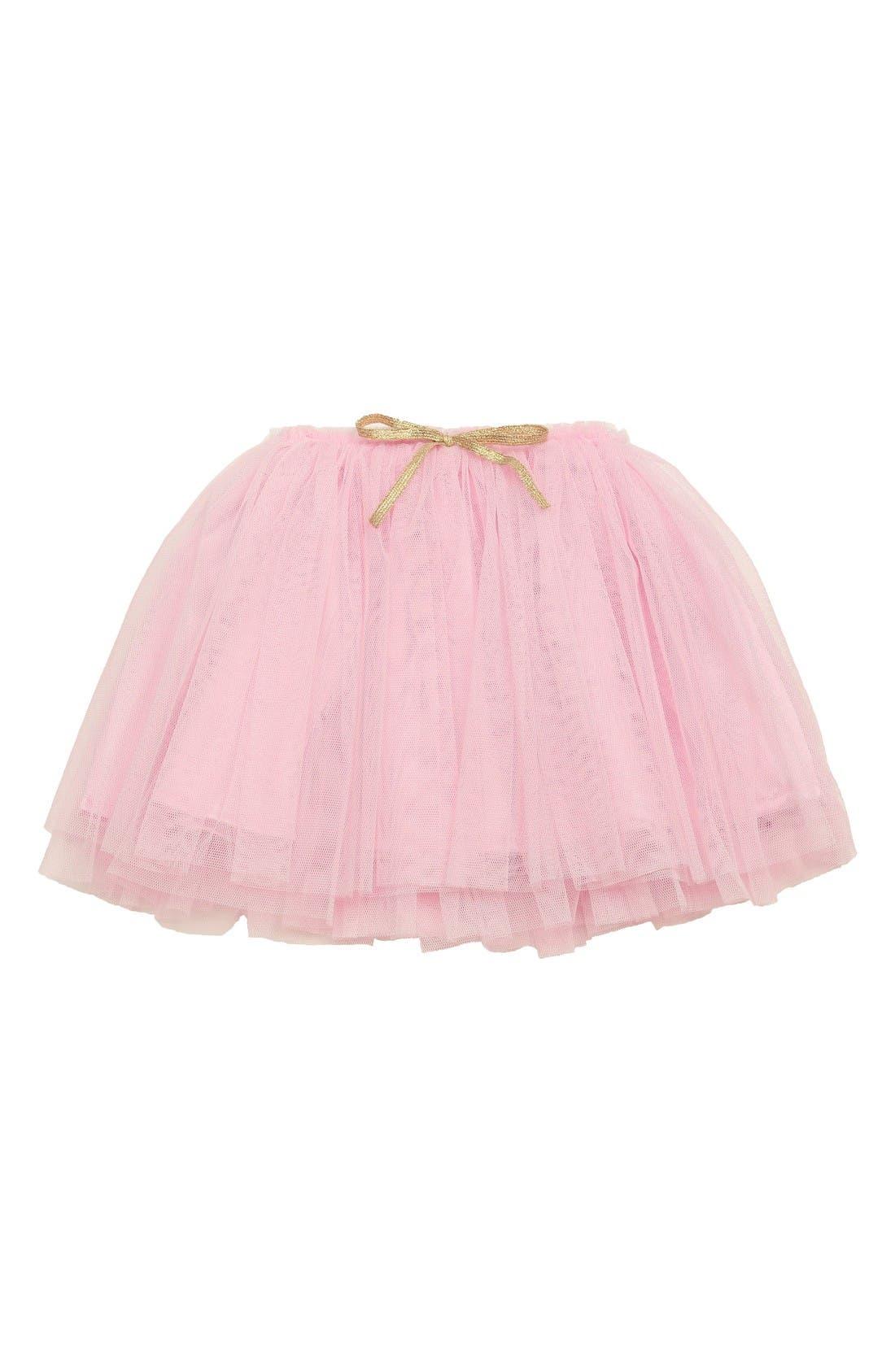 Tutu Skirt,                         Main,                         color, Pink