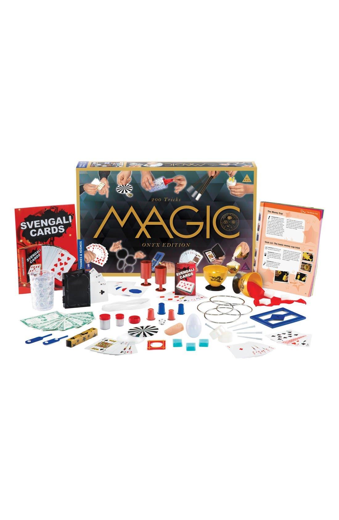 Magic Onyx Edition Kit,                         Main,                         color, Black