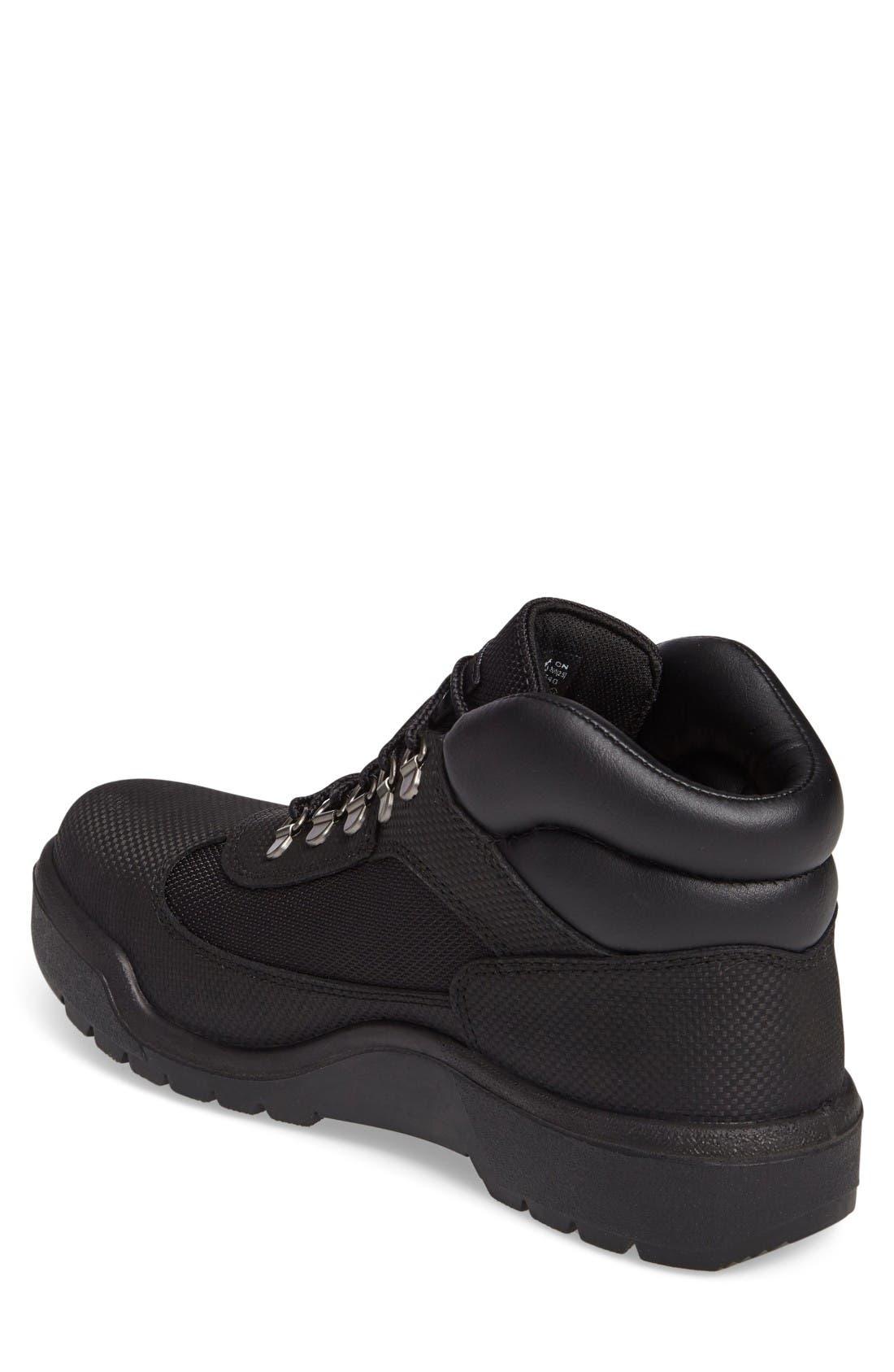 Alternate Image 2  - Timberland Field Waterproof Hiking Boot (Men)