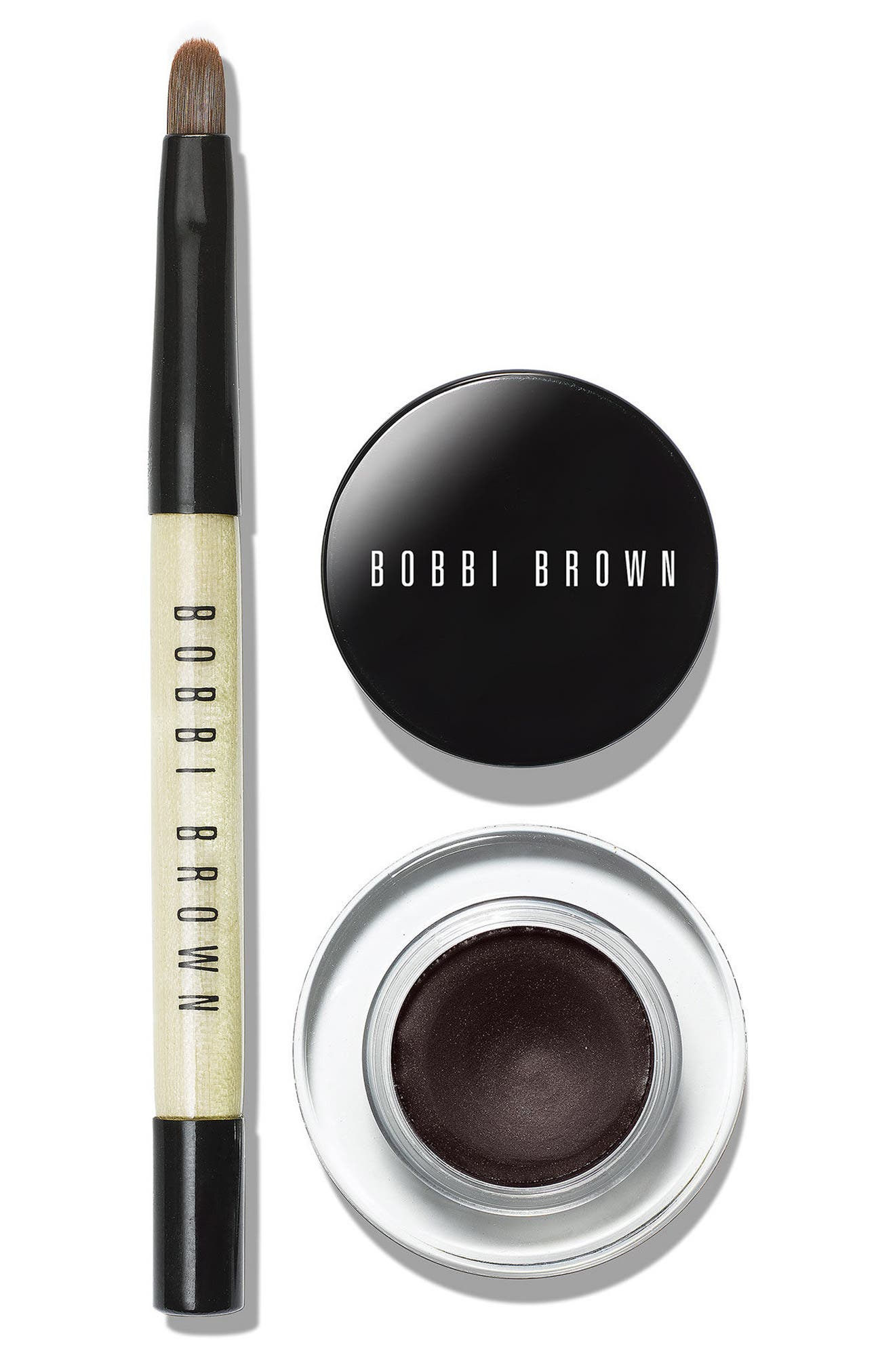 Alternate Image 1 Selected - Bobbi Brown Bobbi to Go Mini Long-Wear Gel Eyeliner Duo ($27 Value)