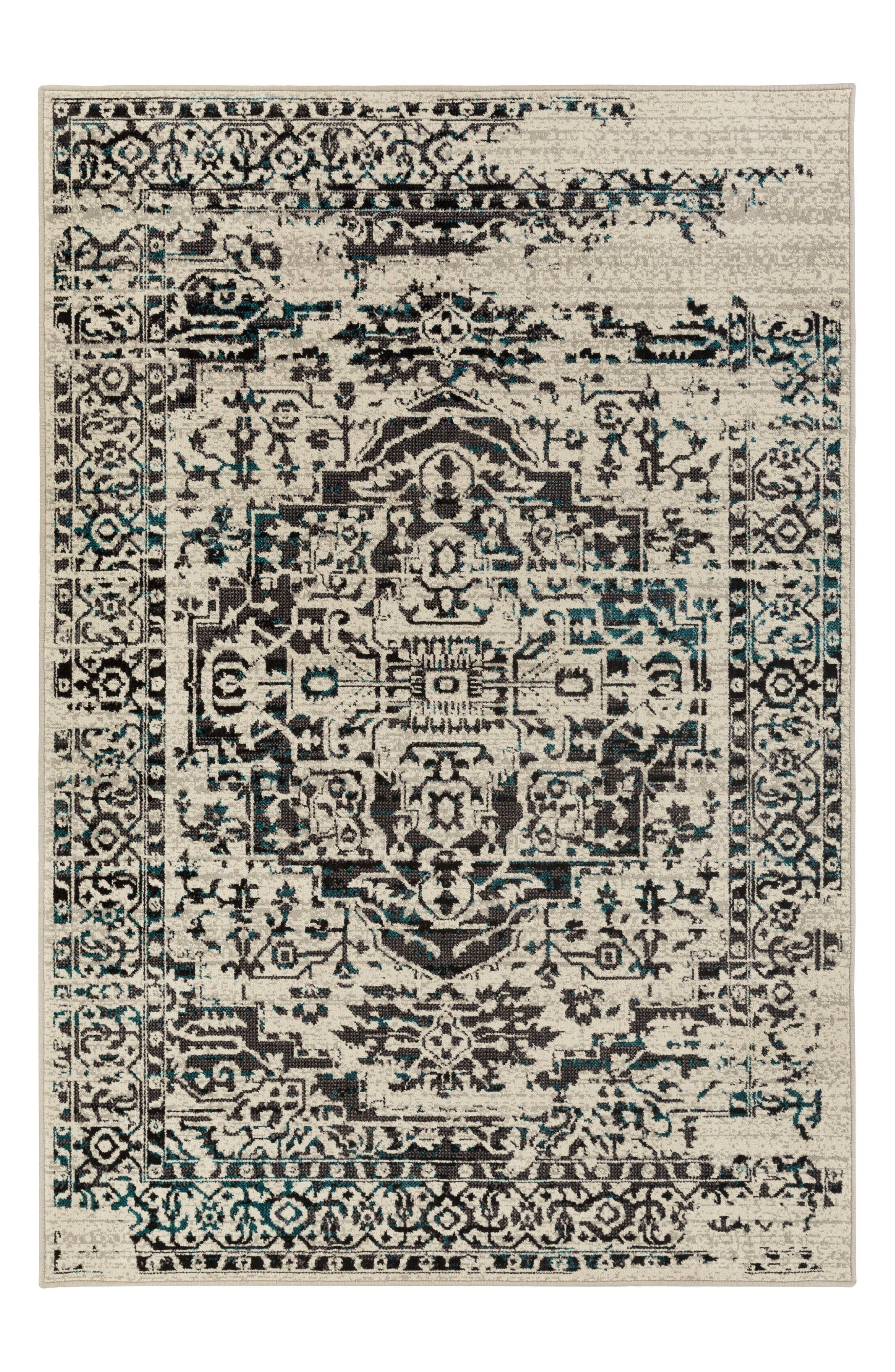 Alternate Image 1 Selected - Surya Home Stretto Classic Motif Rug