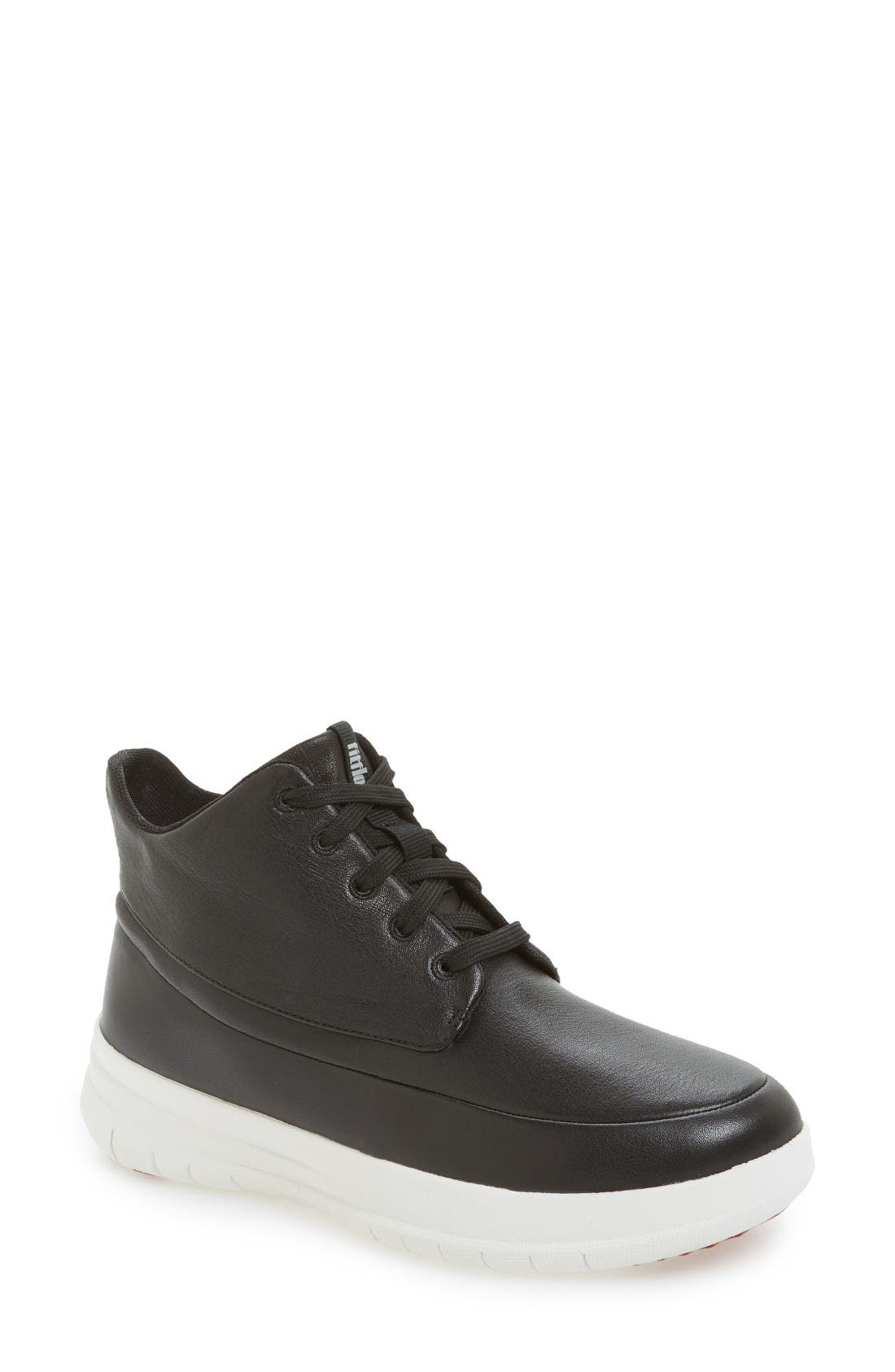 FitFlop Sporty Pop High Top Sneaker (Women)