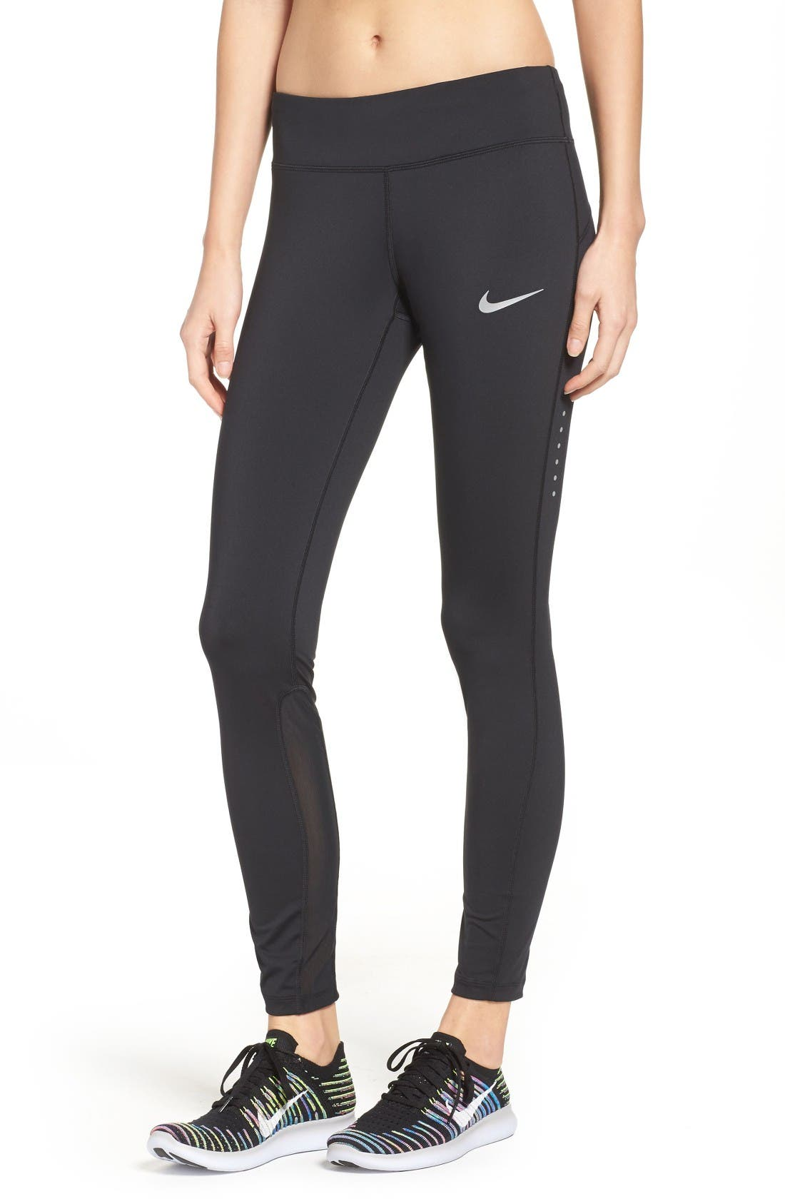 Alternate Image 1 Selected - Nike Power Epic Running Tights