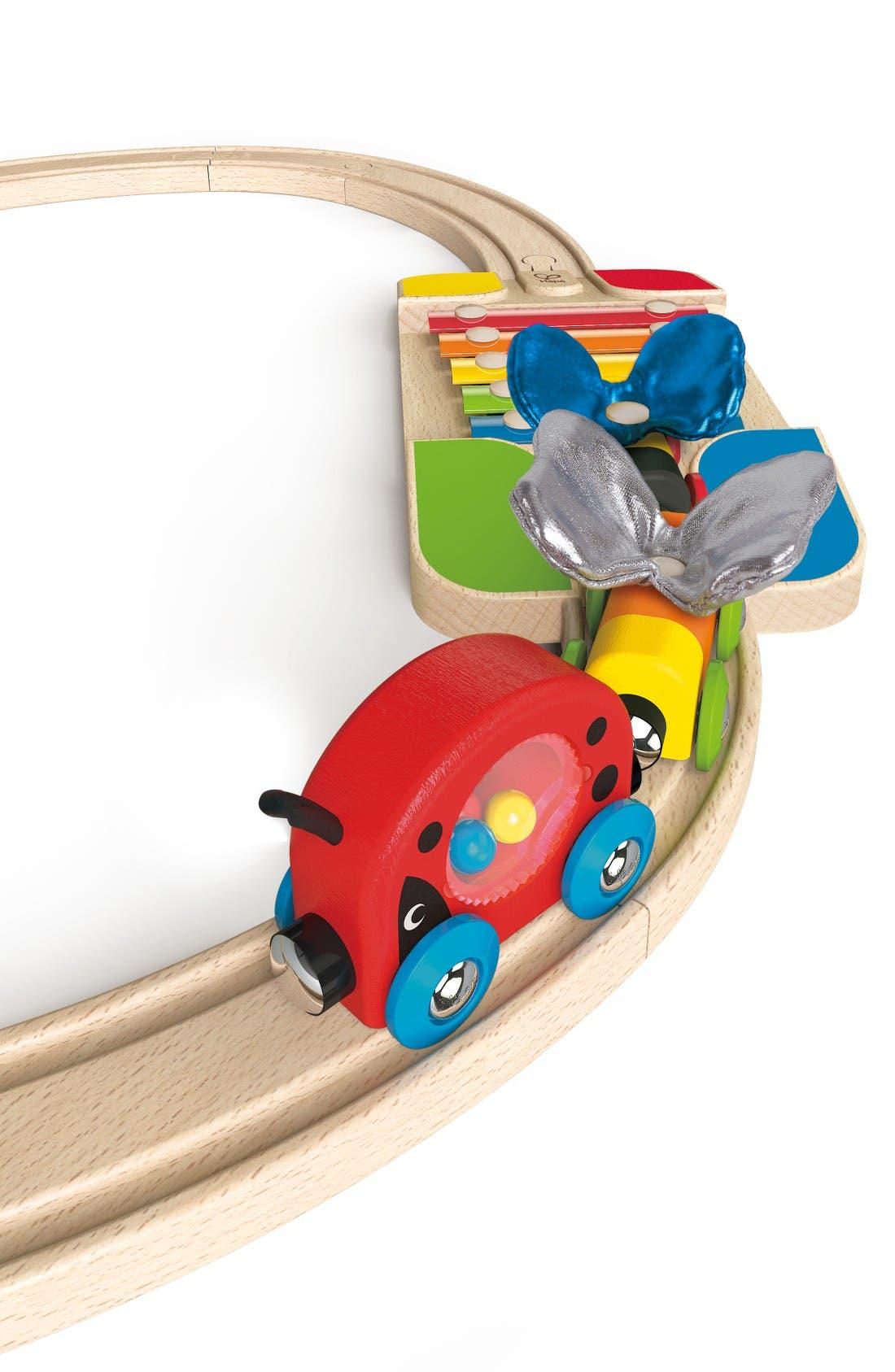 My Little Railway Wooden Train Set,                             Alternate thumbnail 7, color,                             Multi