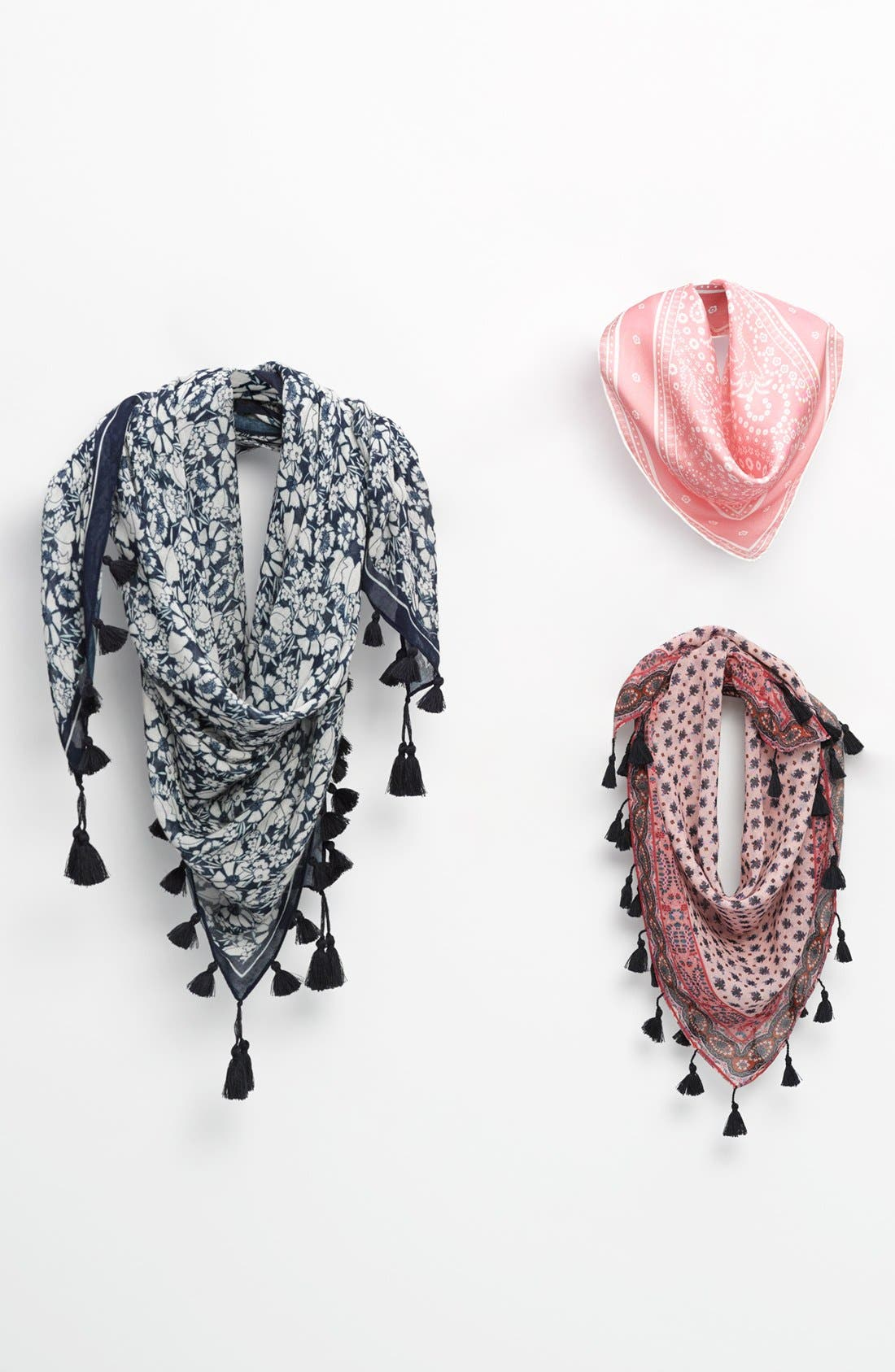 Alternate Image 4  - Rebecca Minkoff Silk Bandana