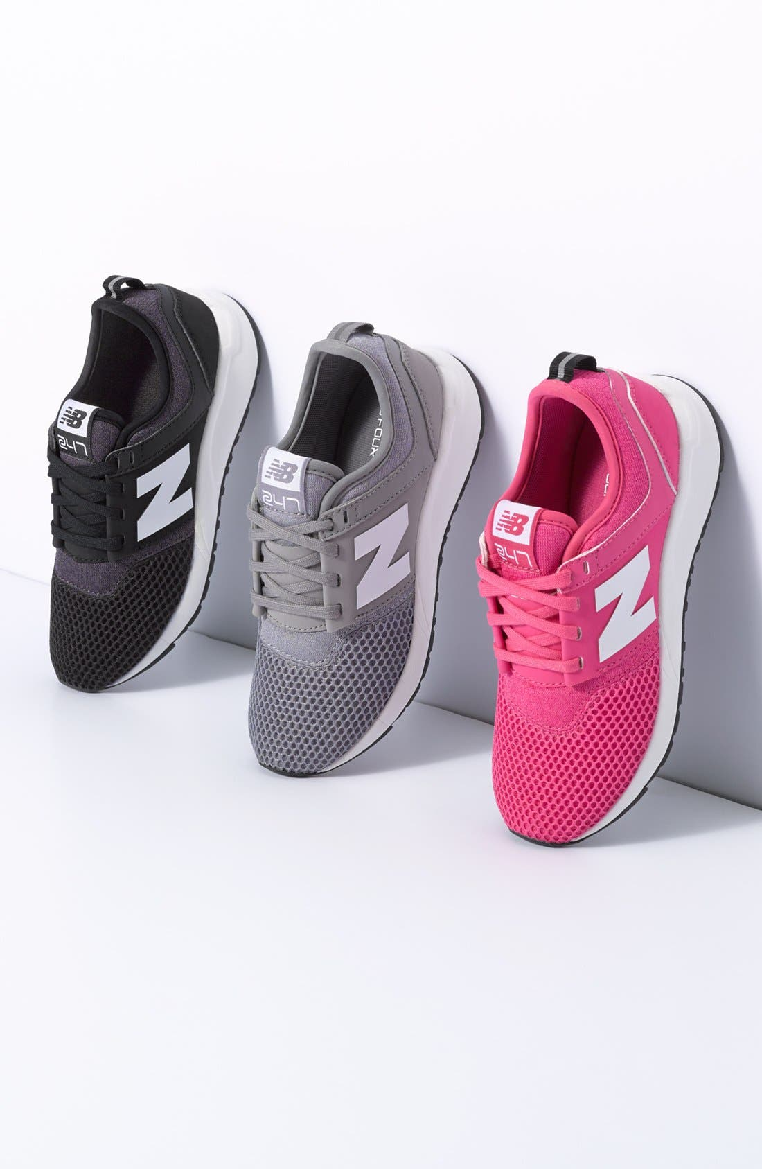 Alternate Image 7  - New Balance 247 Sport Sneaker (Baby, Walker, Toddler, Little Kid & Big Kid)