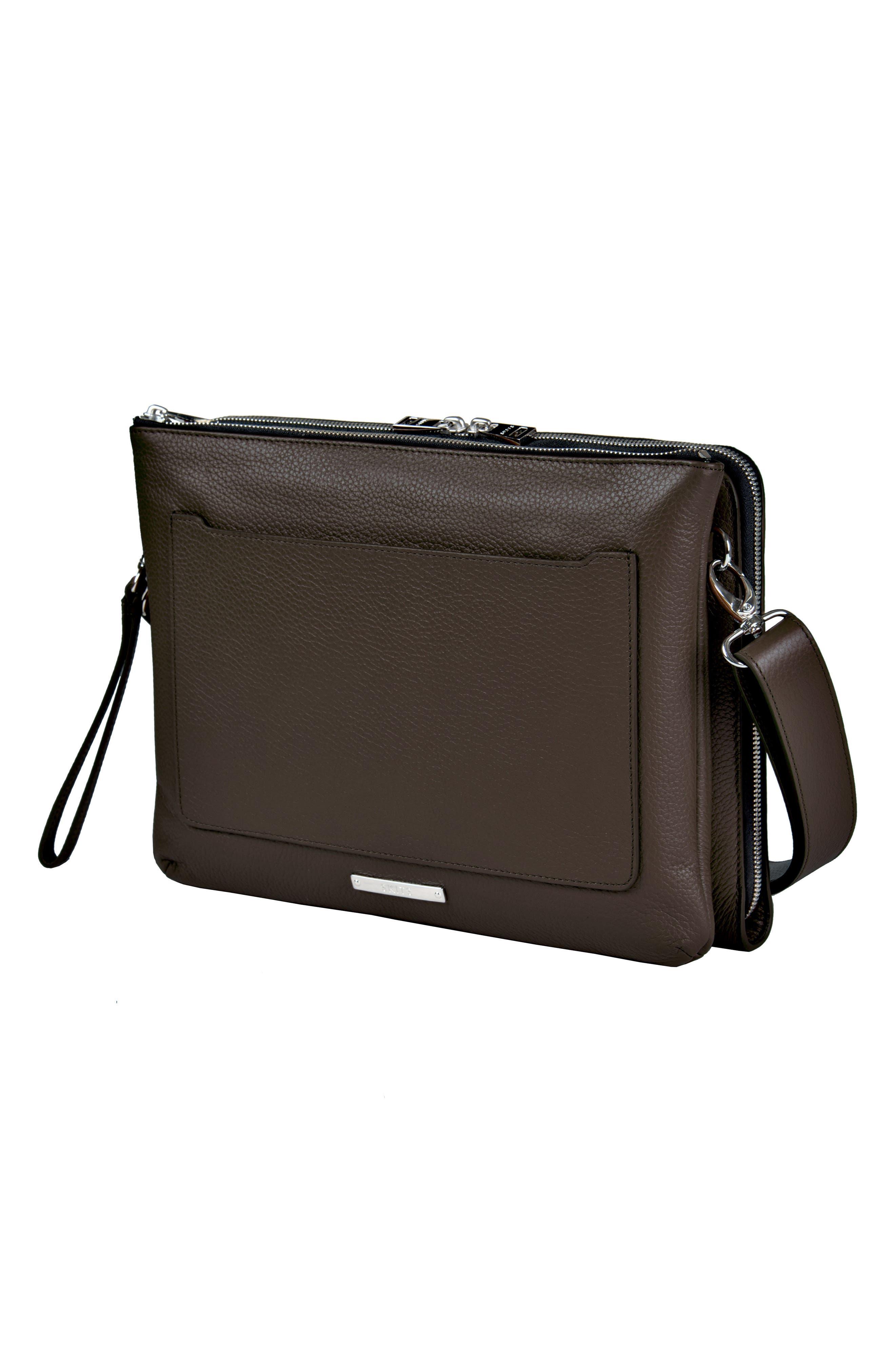 SKITS Bellevue Brilliant Leather Tech Case