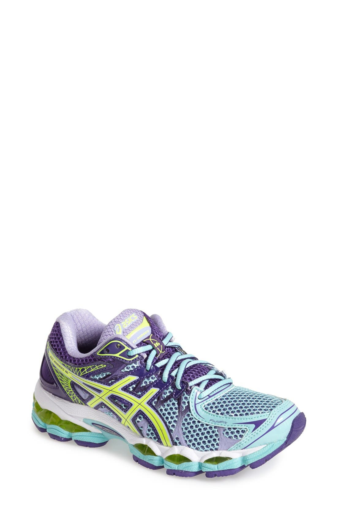 Alternate Image 1 Selected - ASICS® 'GEL-Nimbus 16' Running Shoe (Women)