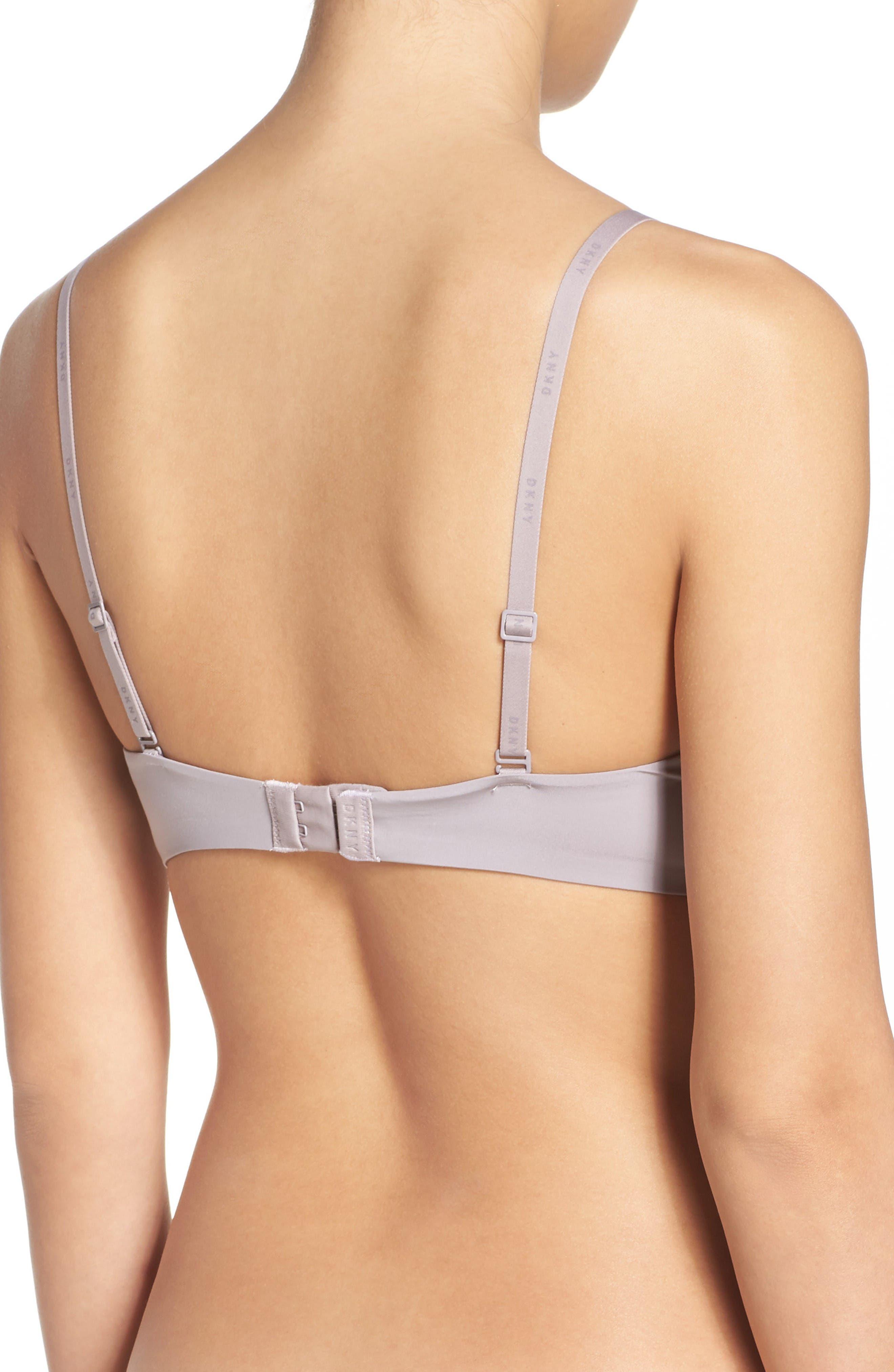 Alternate Image 2  - DKNY Wirefree Bralette