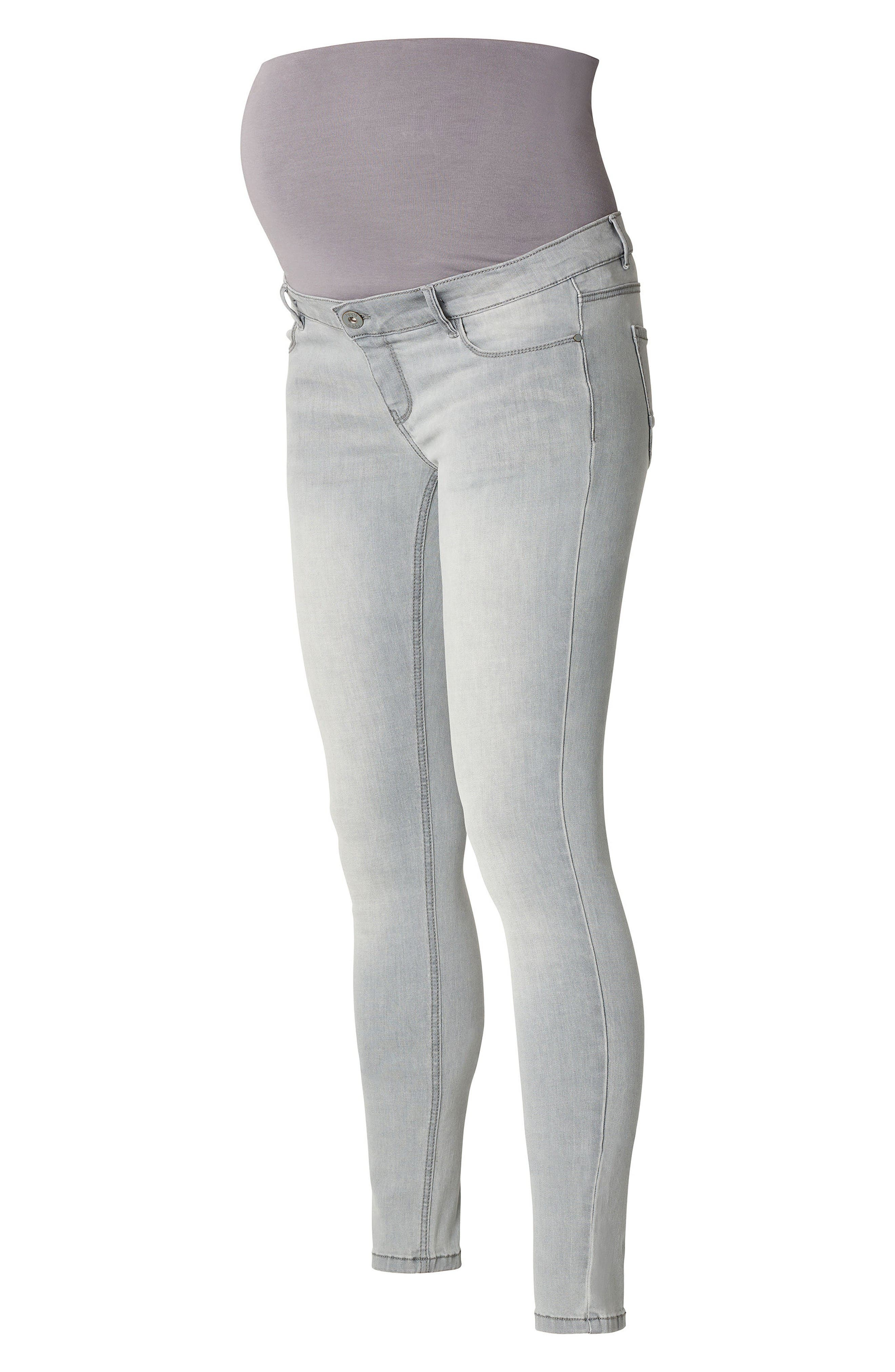 Alternate Image 3  - Noppies Iva Skinny Maternity Jeans