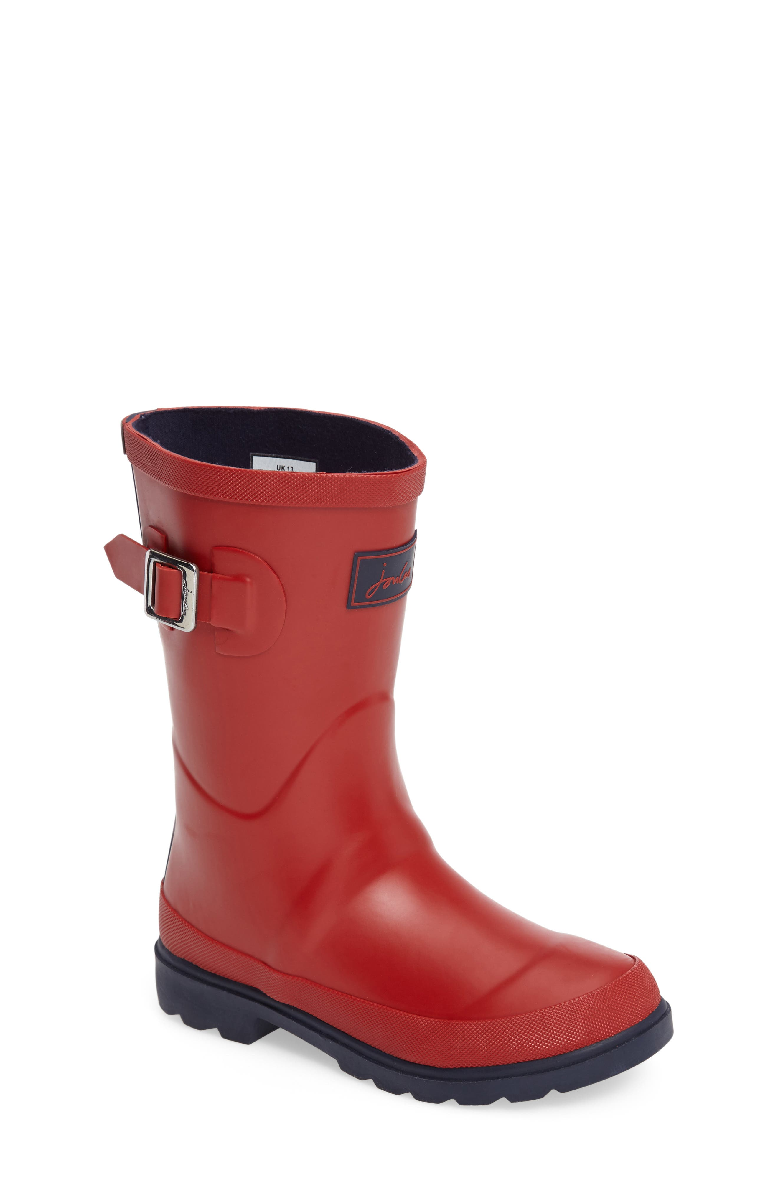 JOULES Field Welly Rain Boot