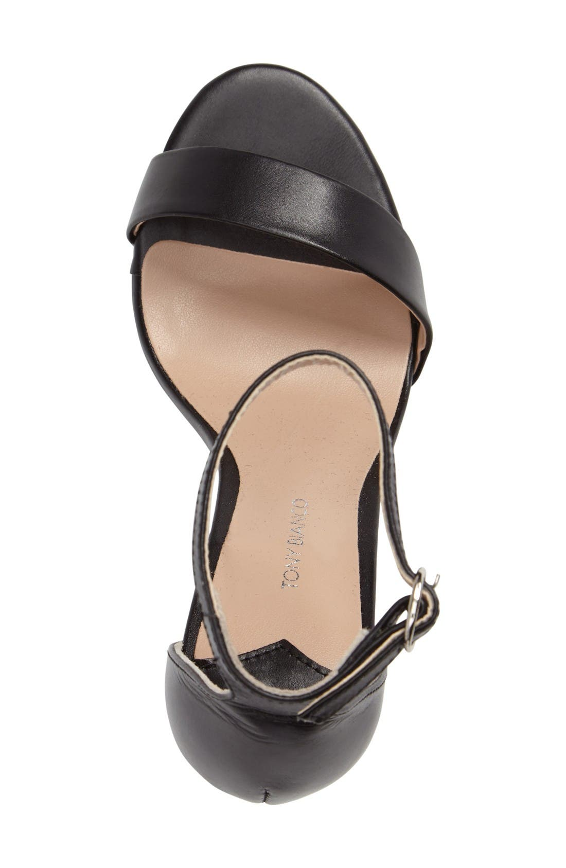 Alternate Image 3  - Tony Bianco Kokomo Strappy Sandal (Women)